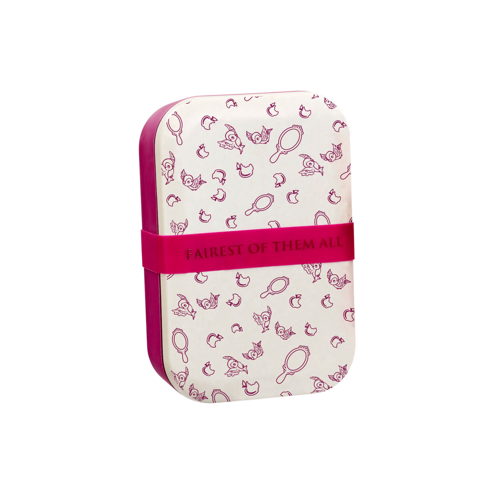 Image of Funko Homeware Disney Colour Block Fairest Of Them All Bamboo Lunch Box