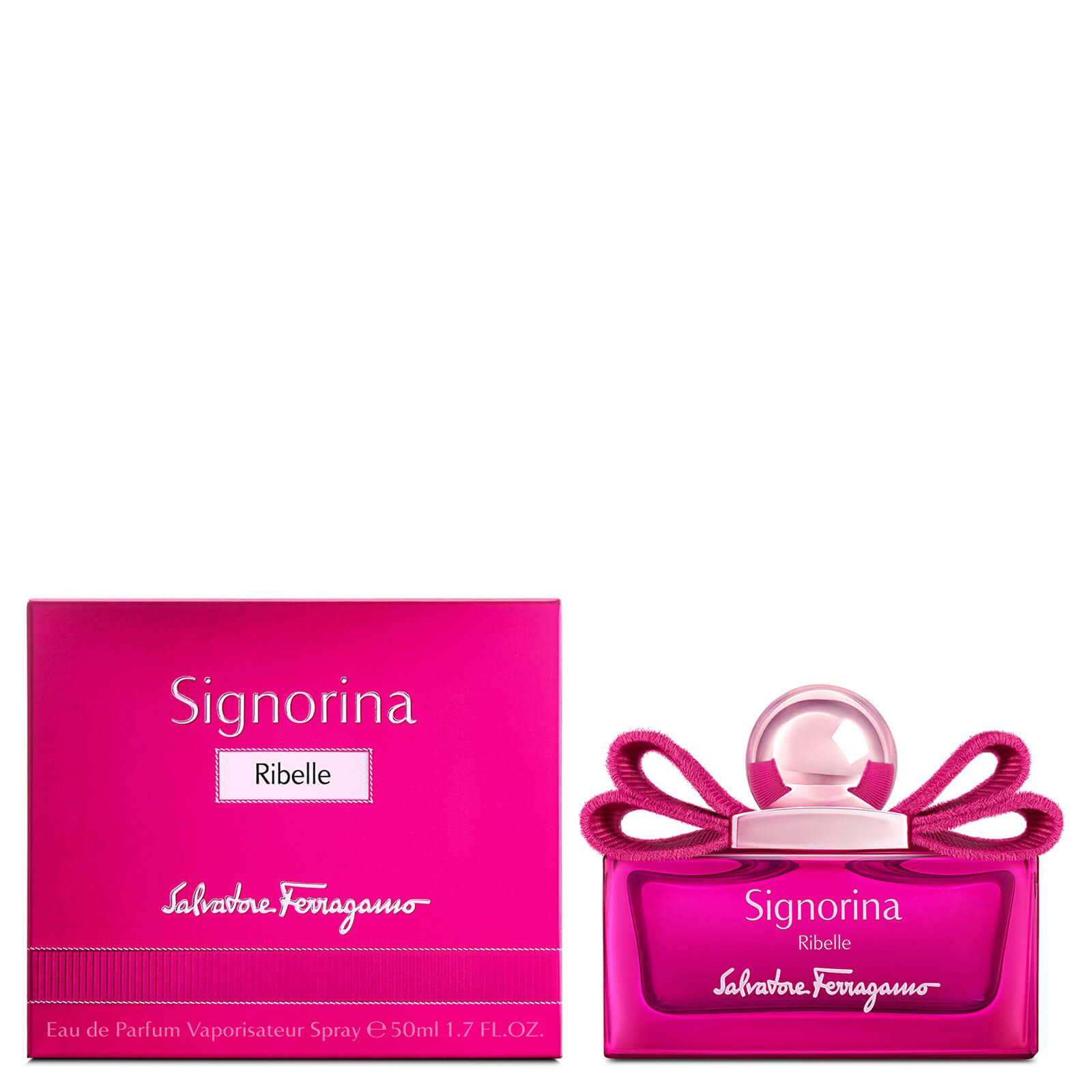 Salvatore Ferragamo Signorina Ribelle Eau de Parfum Vapo 50ml