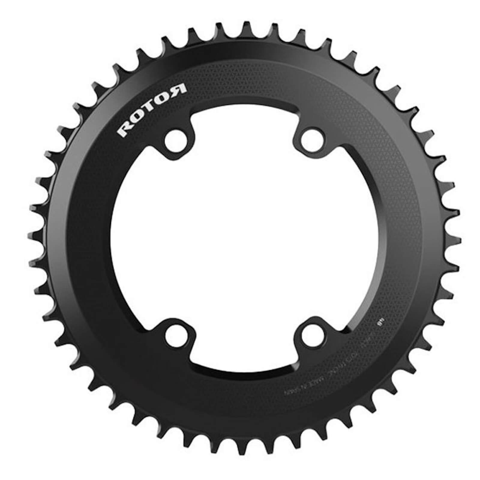 Rotor Aero Round Outer Chainring - 50T