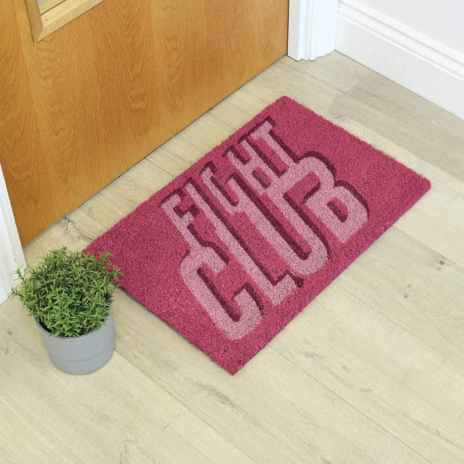 Image of Fight Club Soap Doormat