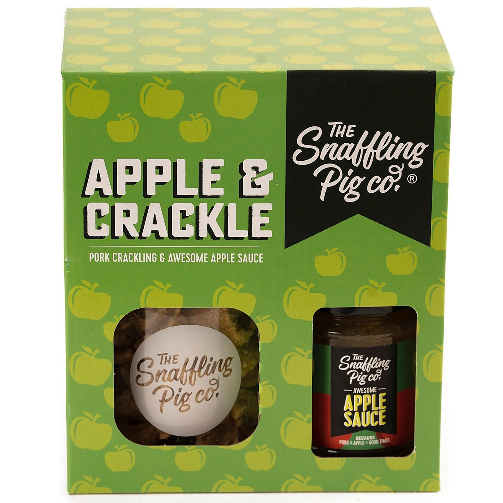 Image of The Snaffling Pig Apple & Crackle Gift Set