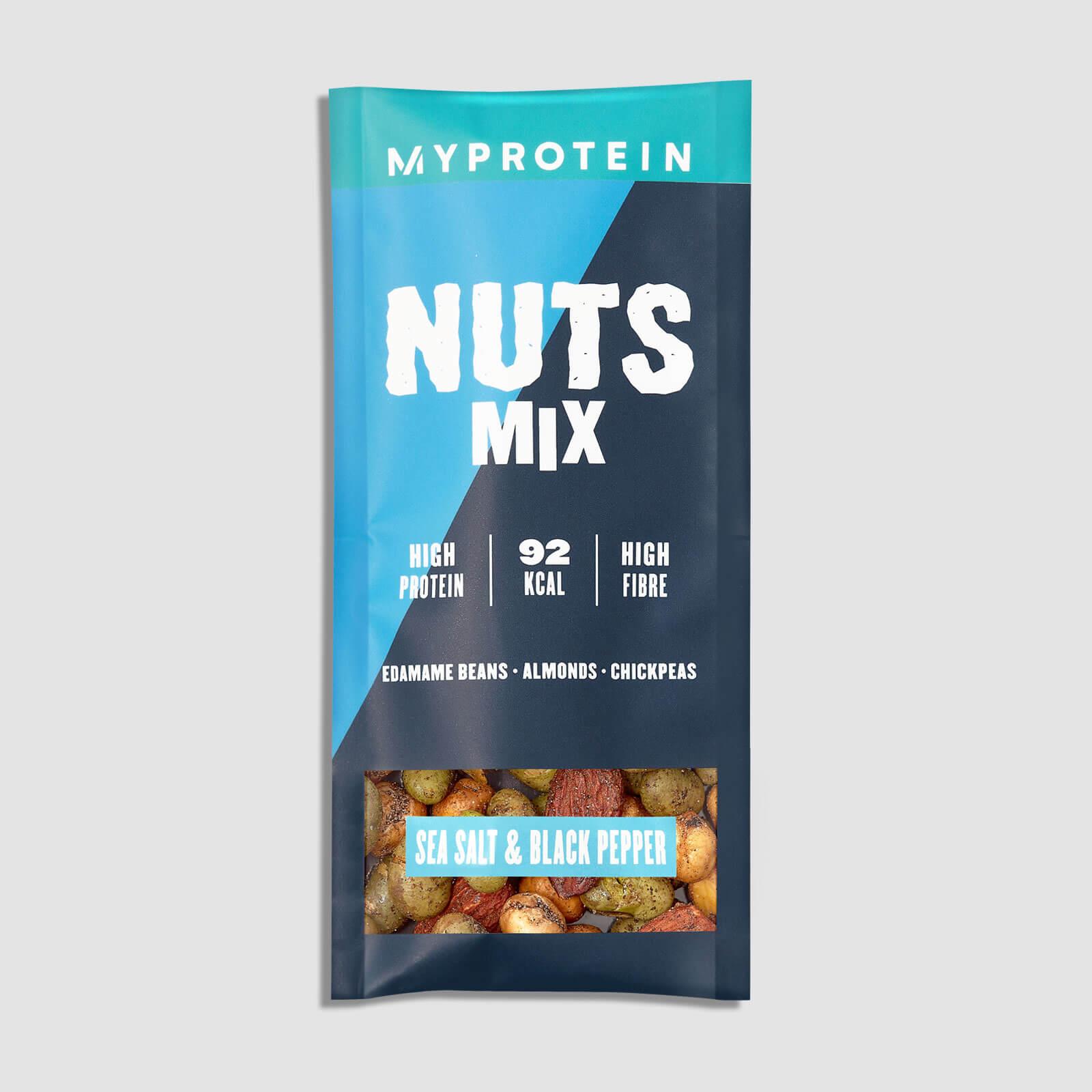 Myprotein N.U.T.S Mix Sachets (Sample) - 20g - Salt & Pepper