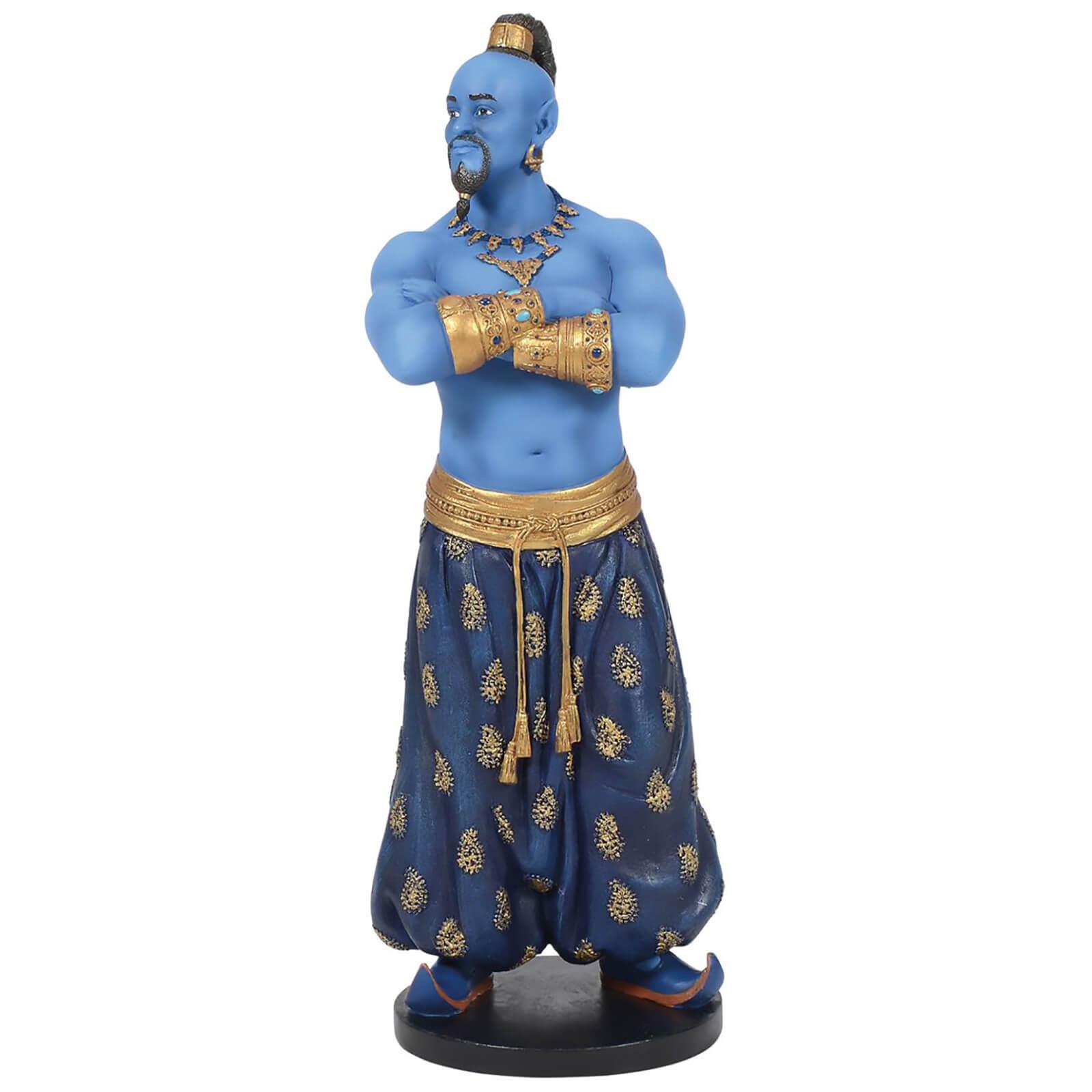 Image of Disney Showcase Collection Live Action Genie Figurine 22cm