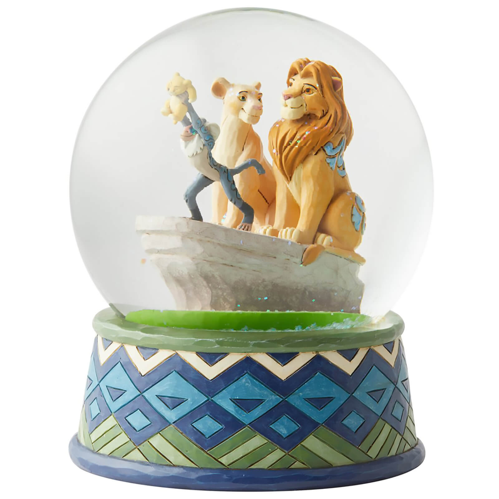 Image of Disney Traditions Lion King Waterball 14cm