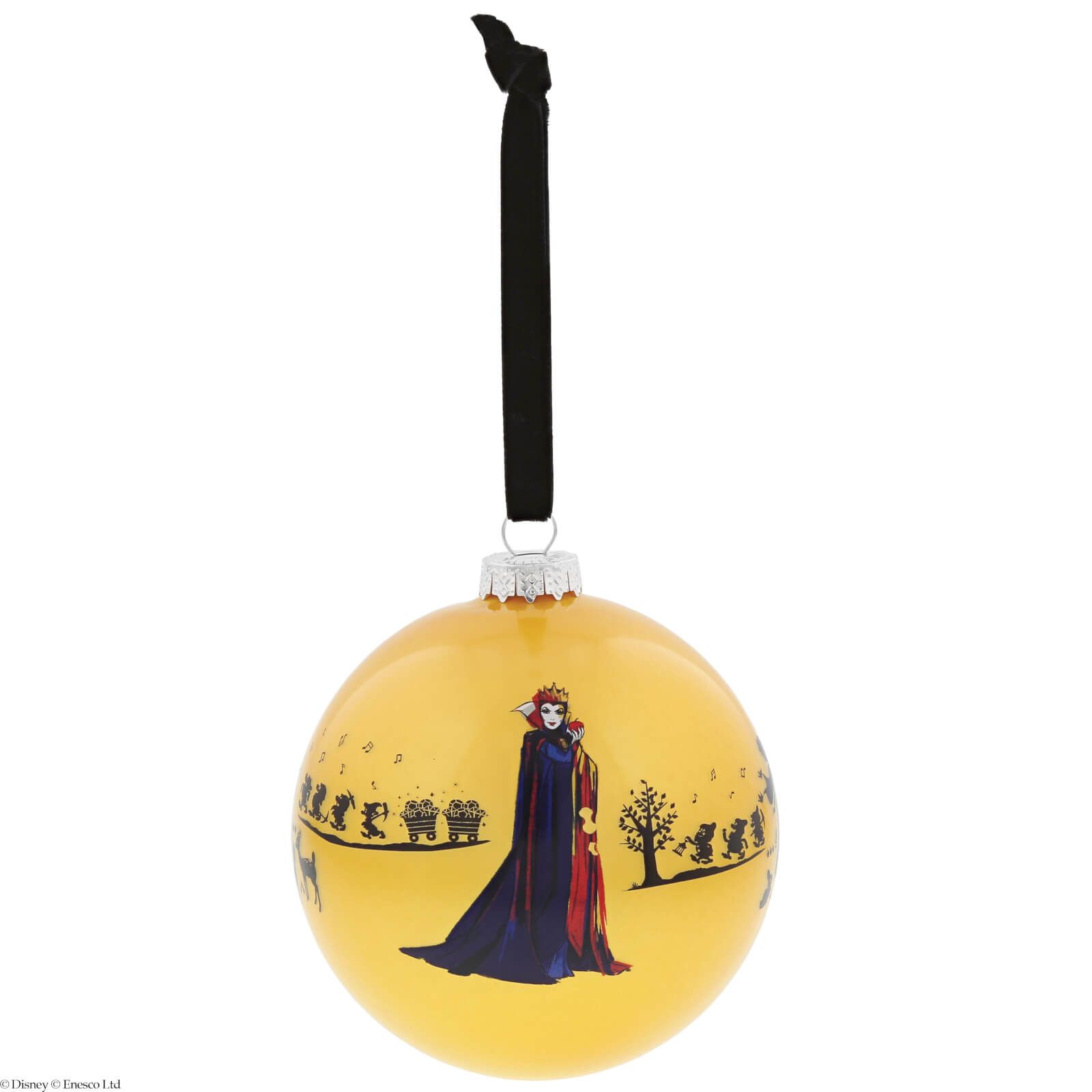 Image of Enchanting Disney Collection Pick Your Poison (Evil Queen Bauble) 10cm