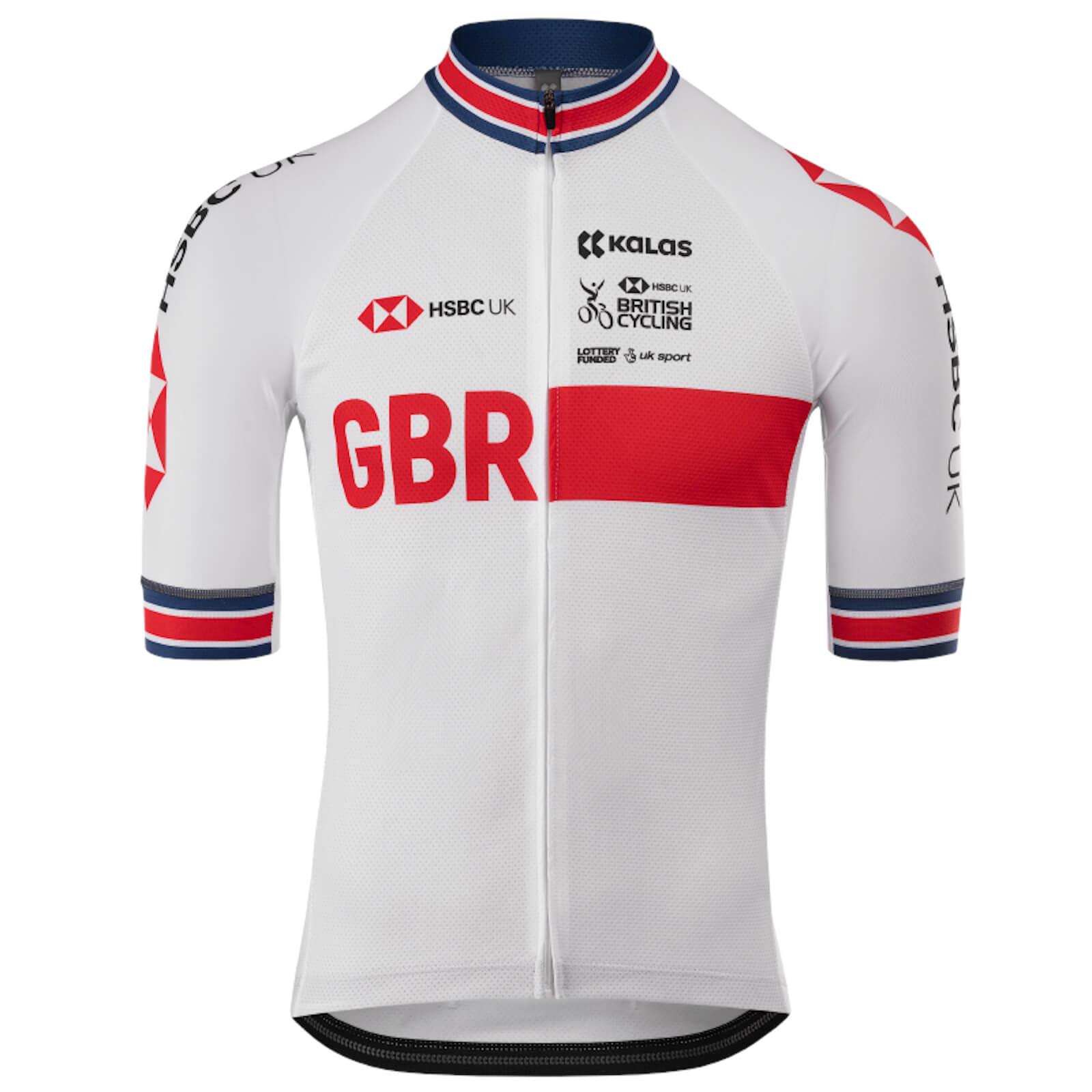 Kalas GBCT Elite Jersey - White - S