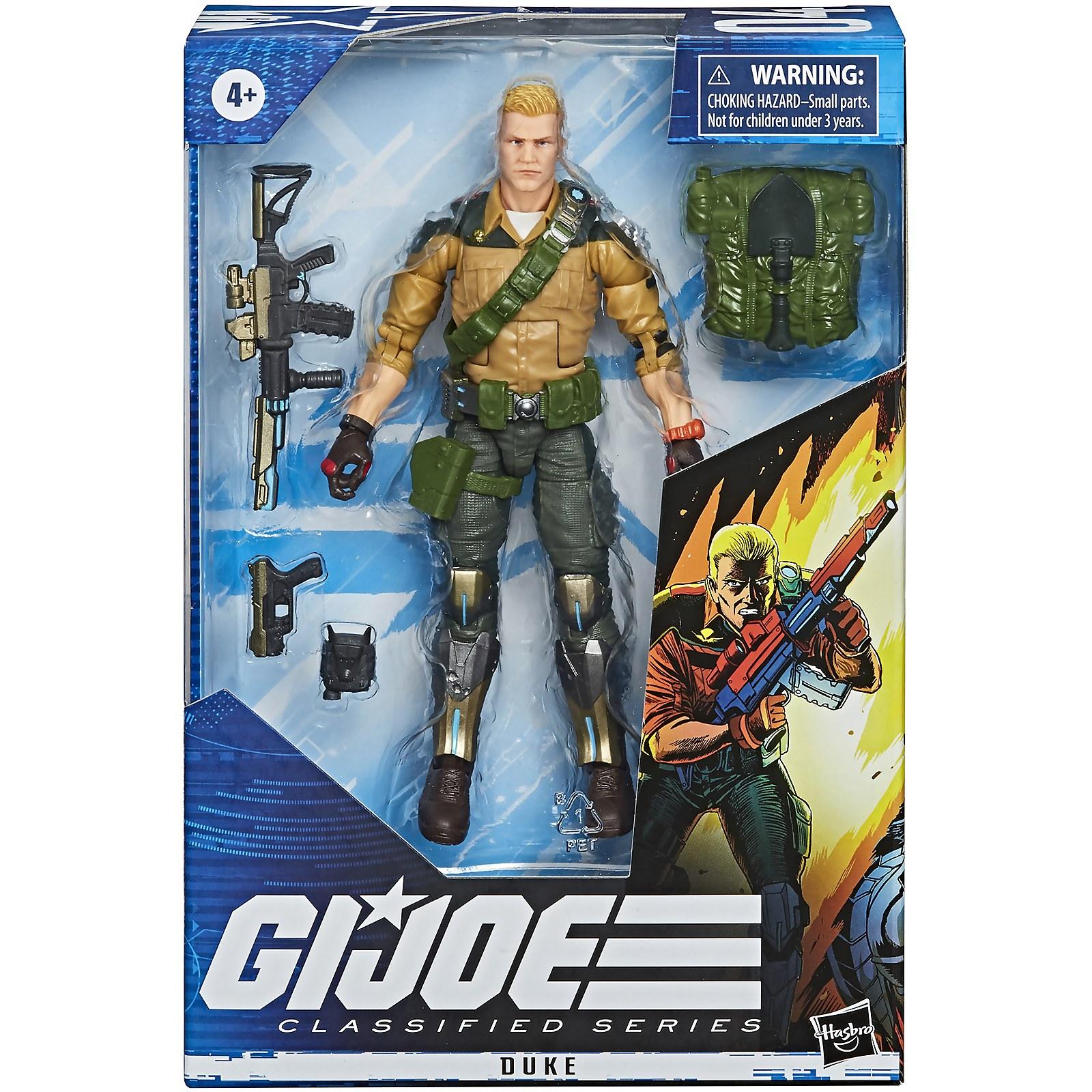 Image of Hasbro G.I. Joe Classified Series Duke 6-Inch Scale Action Figure 04