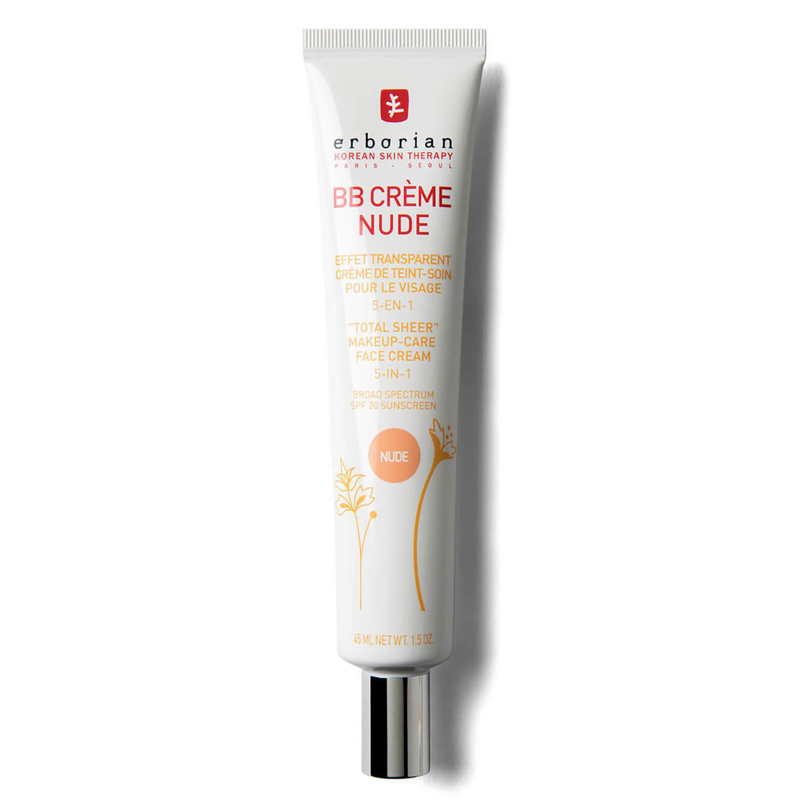Erborian BB Cream 45ml (Various Shades) - Nude