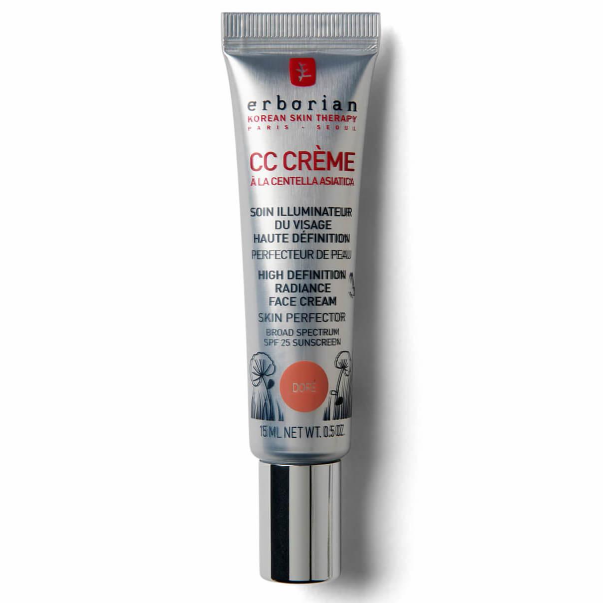 Erborian CC Cream 15ml (Various Shades) - Dore