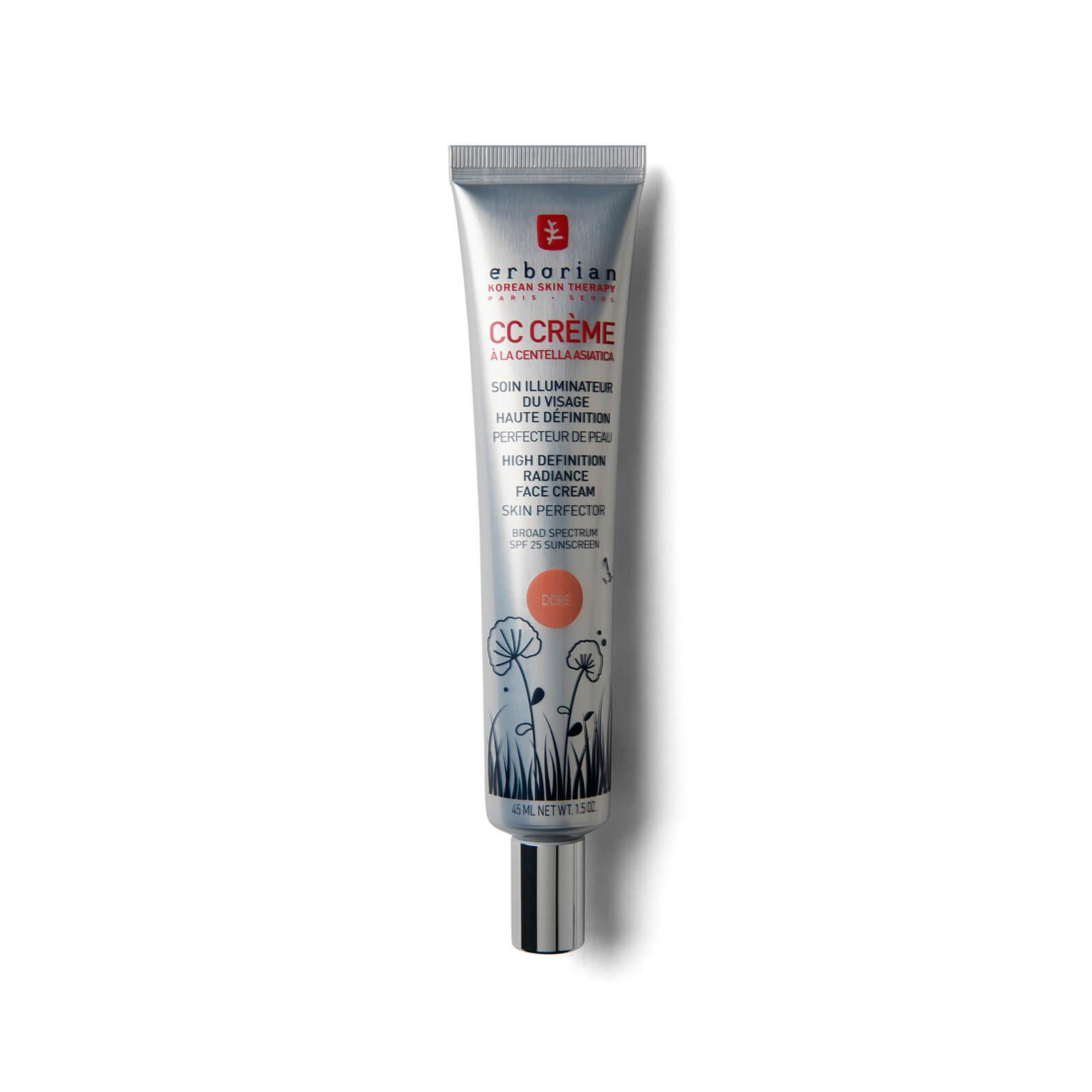 Erborian CC Cream 45ml (Various Shades) - Dore