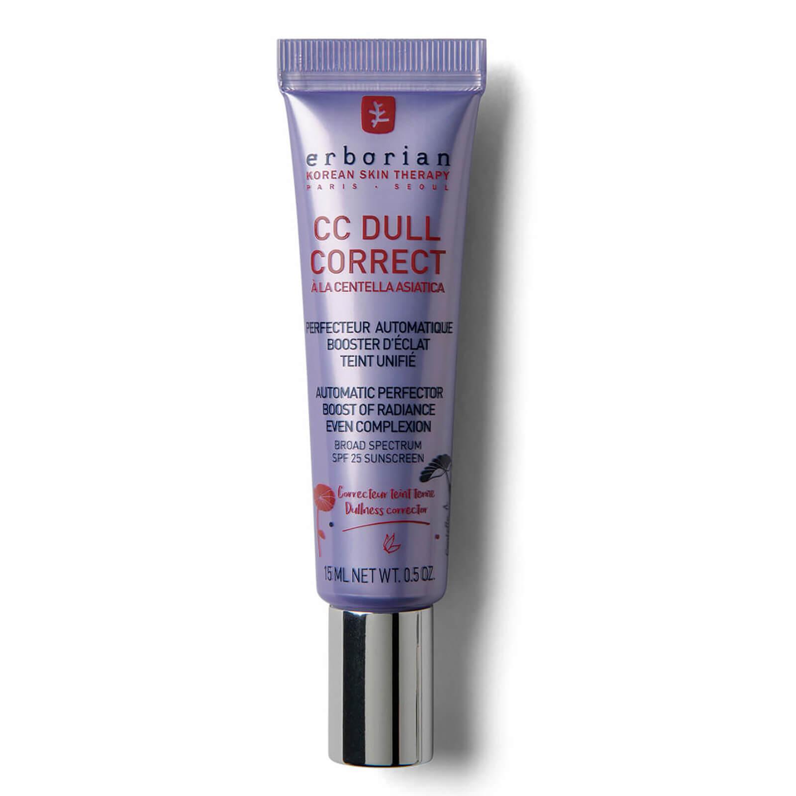 Купить Erborian CC Dull Correct Cream 15ml