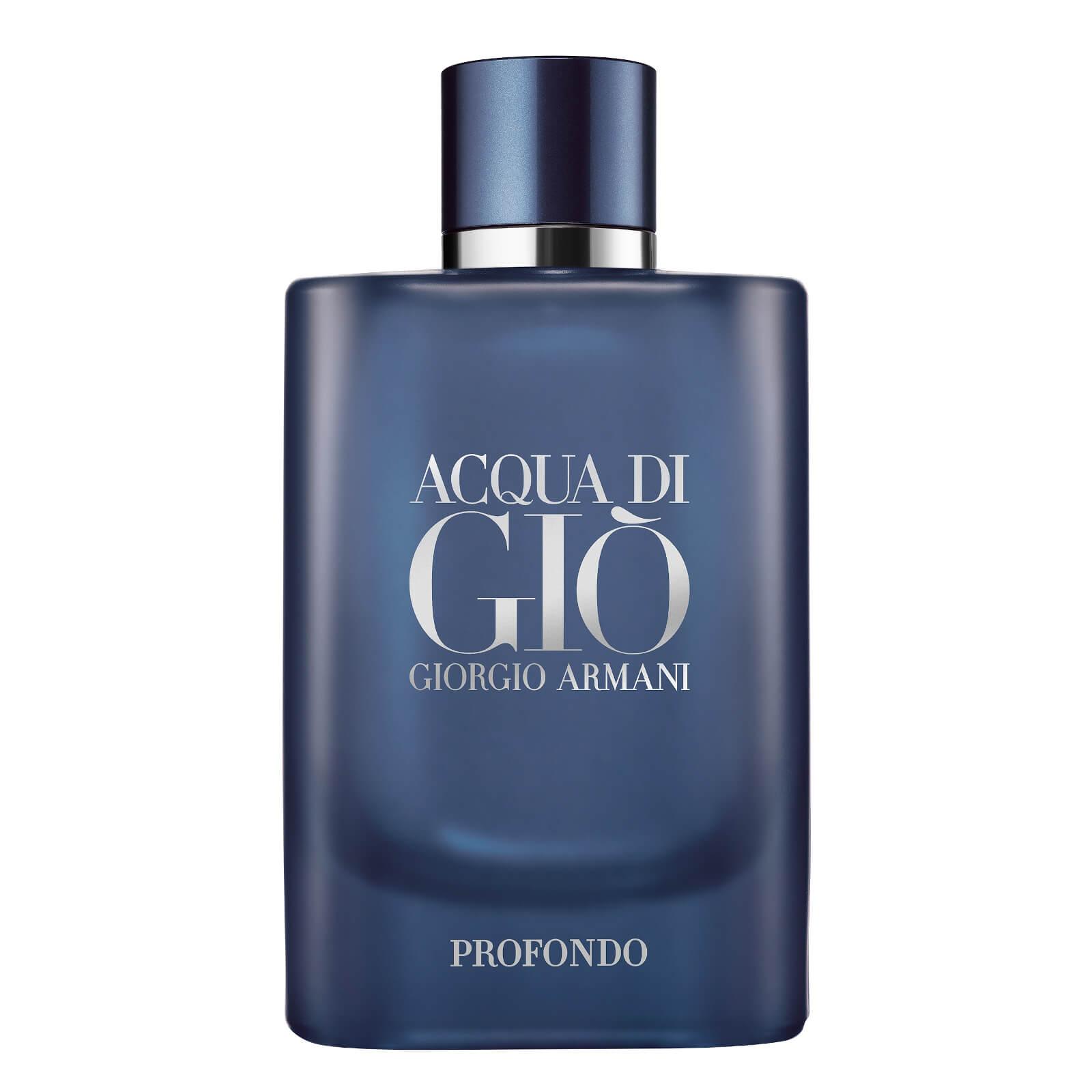 Armani Acqua Di Gio Profondo Eau de Parfum (Various Sizes) - 125ml