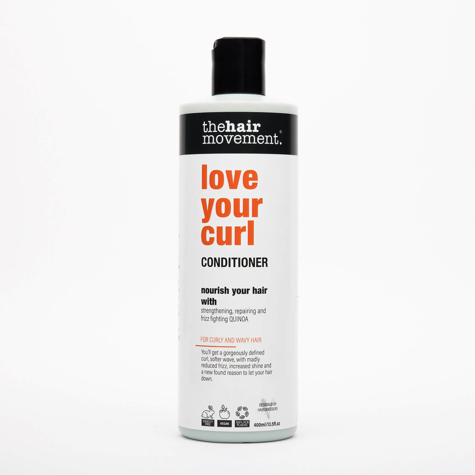 The Hair Movement Love Your Curl Conditioner 400ml