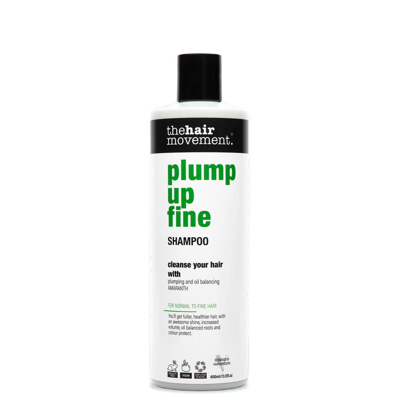 Купить The Hair Movement Plump Up Fine Shampoo 400ml