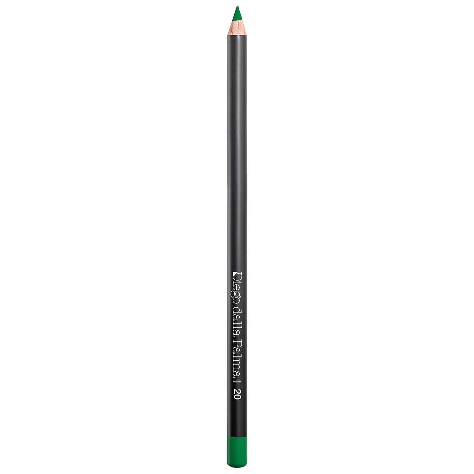 Купить Карандаш для глаз diego dalla palma Eye Pencil 2, 5 мл (различные оттенки) - 20 Emerald Green