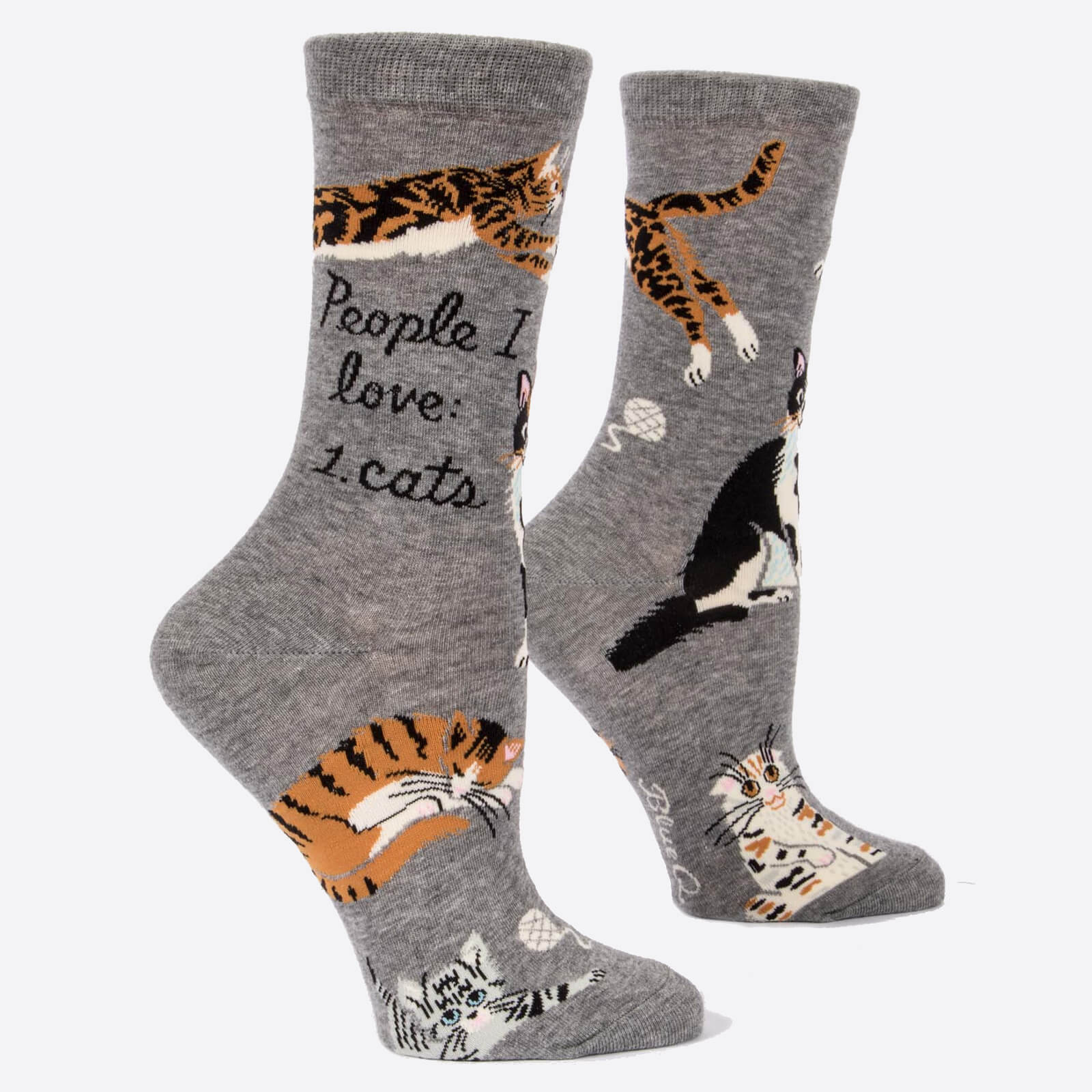 Image of People I Love: Cats - Women's Socks