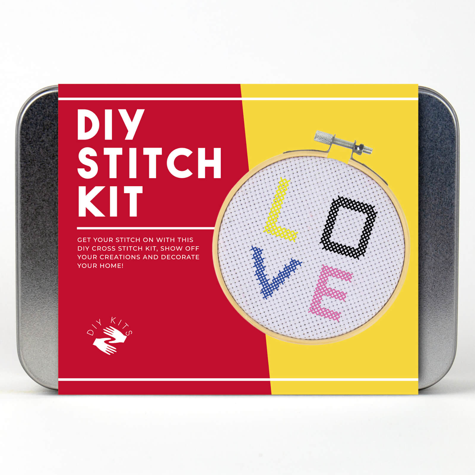 Image of Cross Stitch - DIY Kit