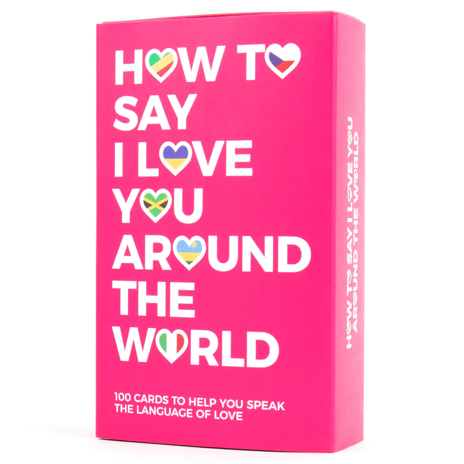 Image of How to Say I Love You Around the World Cards