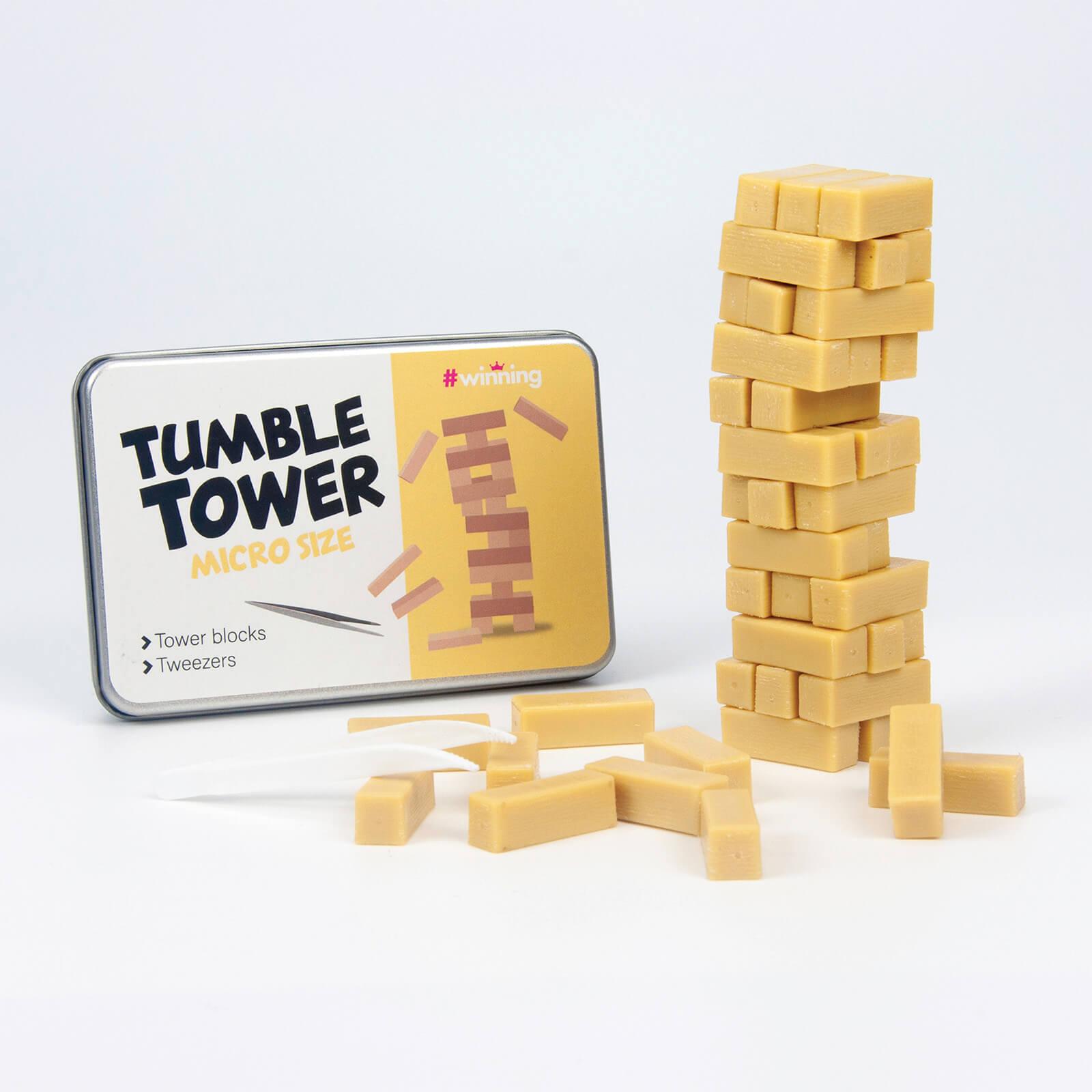 Image of Tin Games - Tumble Tower