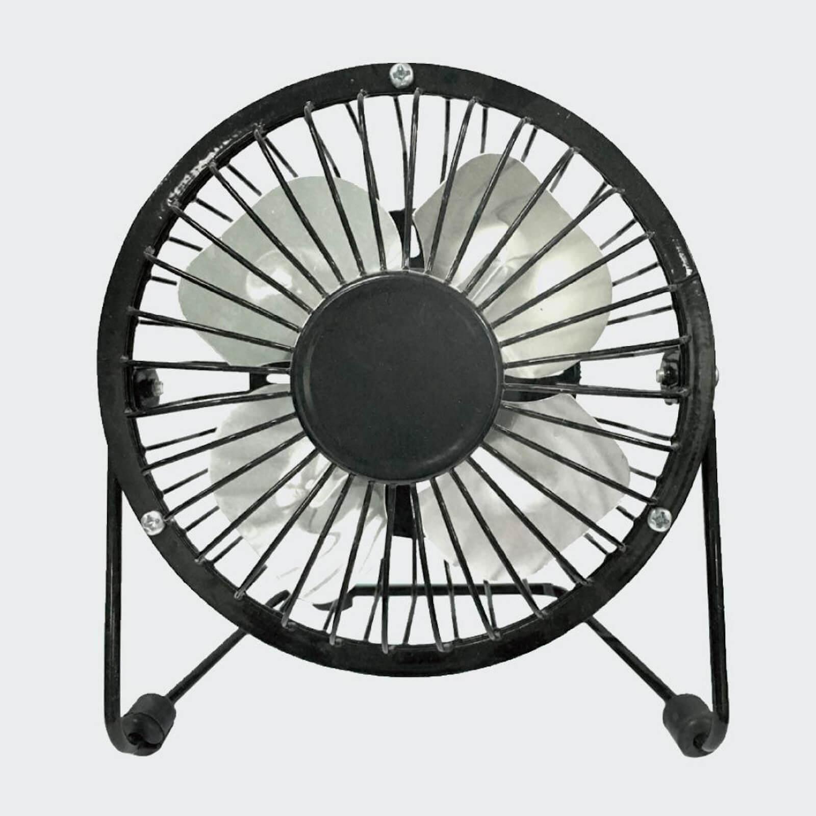 Image of Desk Fan - Black
