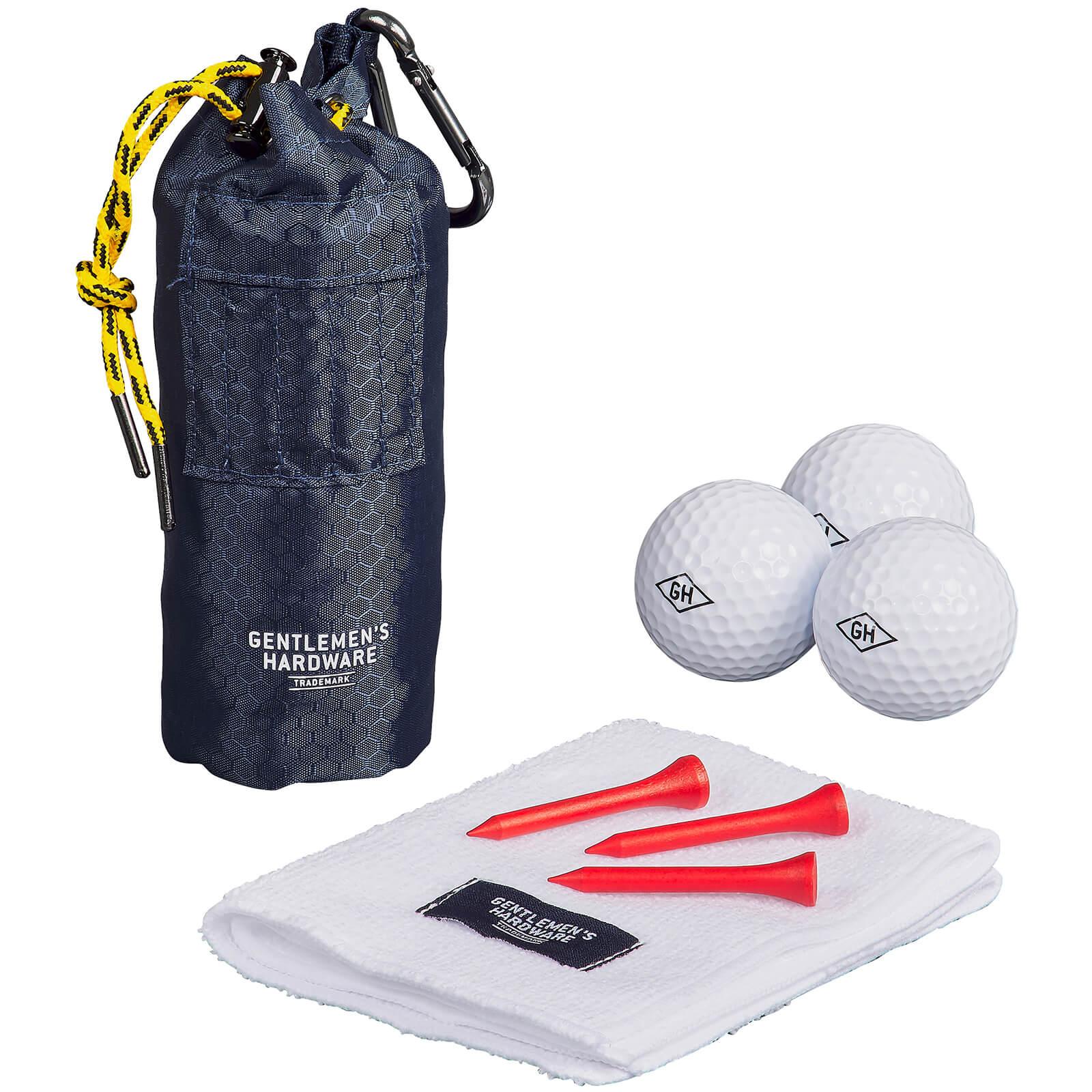 Image of Gentlemen's Hardware Golfer's Accessory Set
