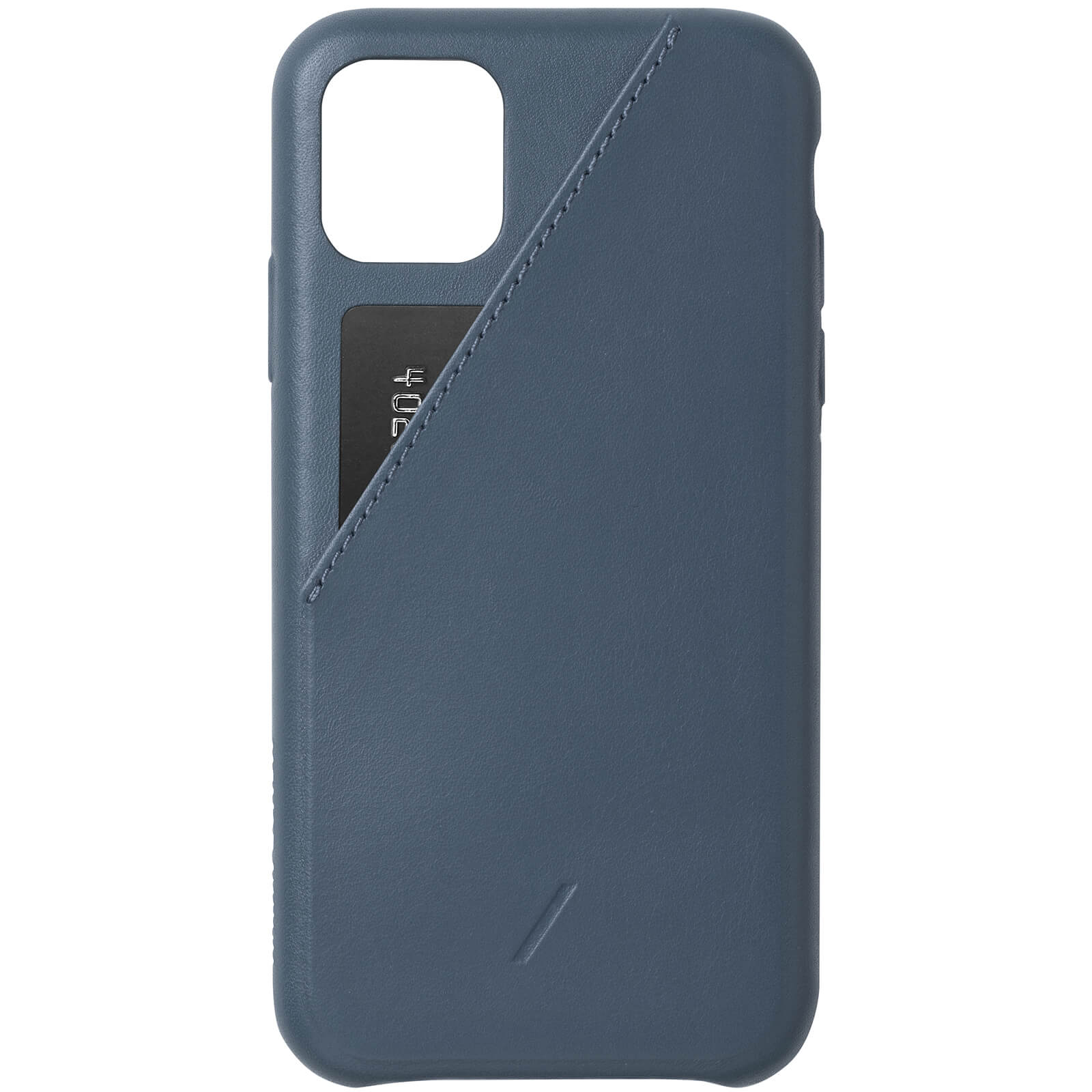 Native Union Clic Card iPhone Case - Navy - iPhone 11