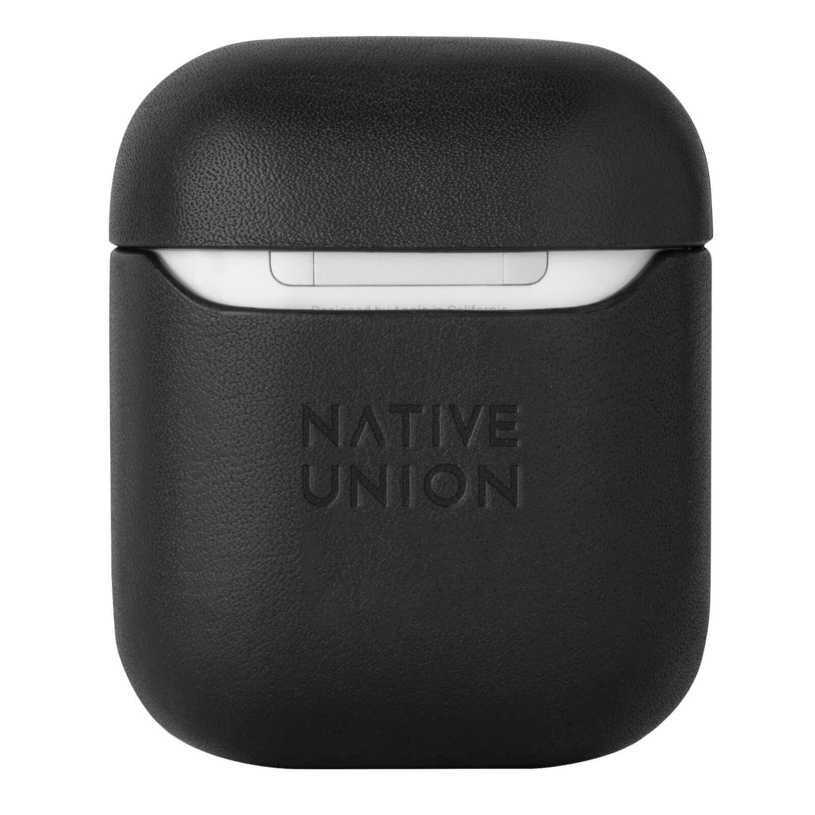 Native Union Classic Leather AirpodsCase - Black