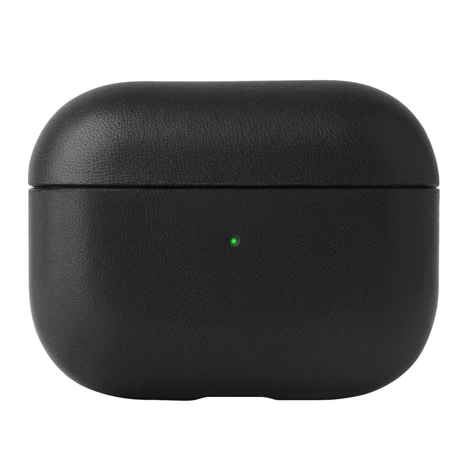 Native Union Classic Leather AirpodsProCase - Black