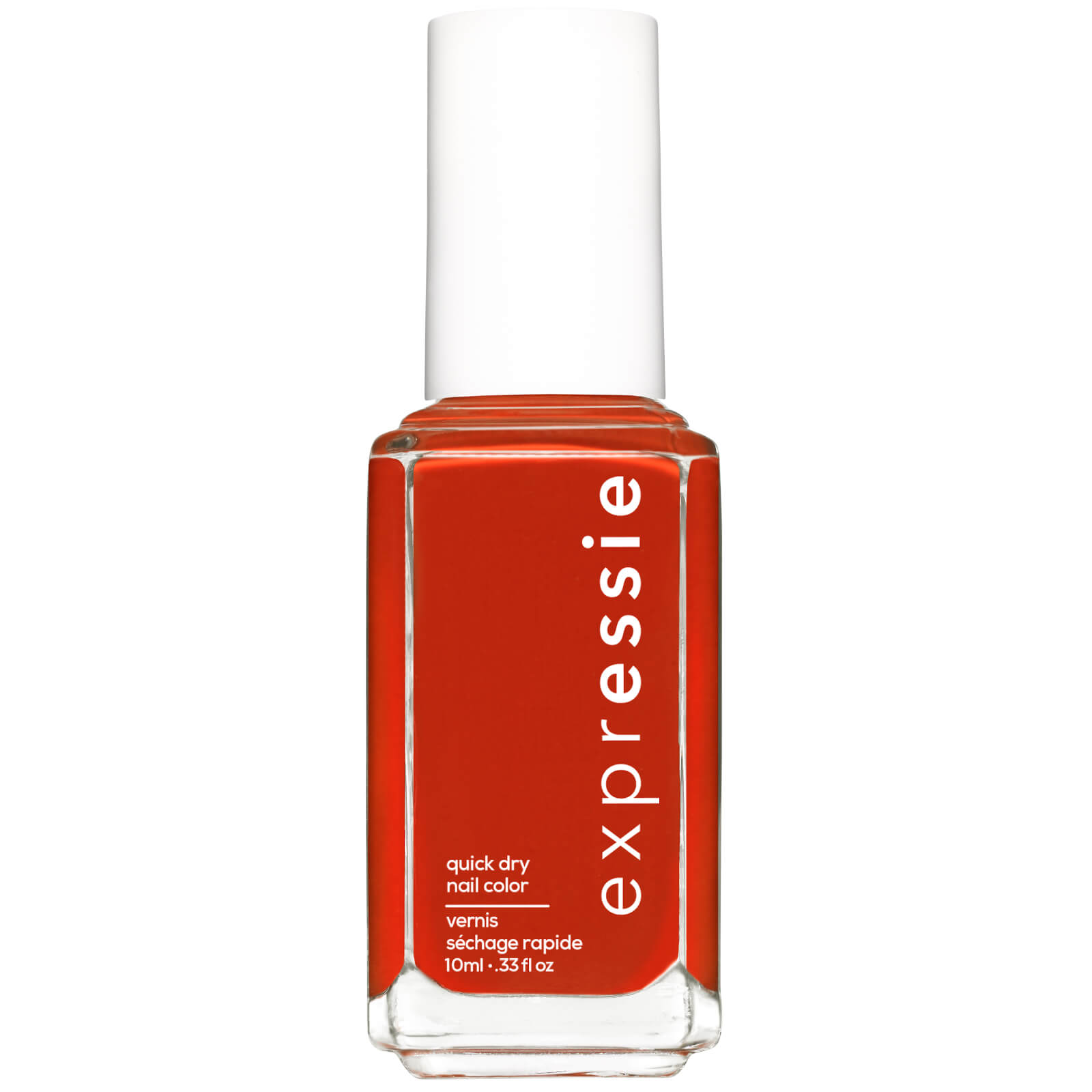 essie Expressie Quick Dry Formula Chip Resistant Nail Polish 10ml (Various Shades) - 180 Bold & Be Bold
