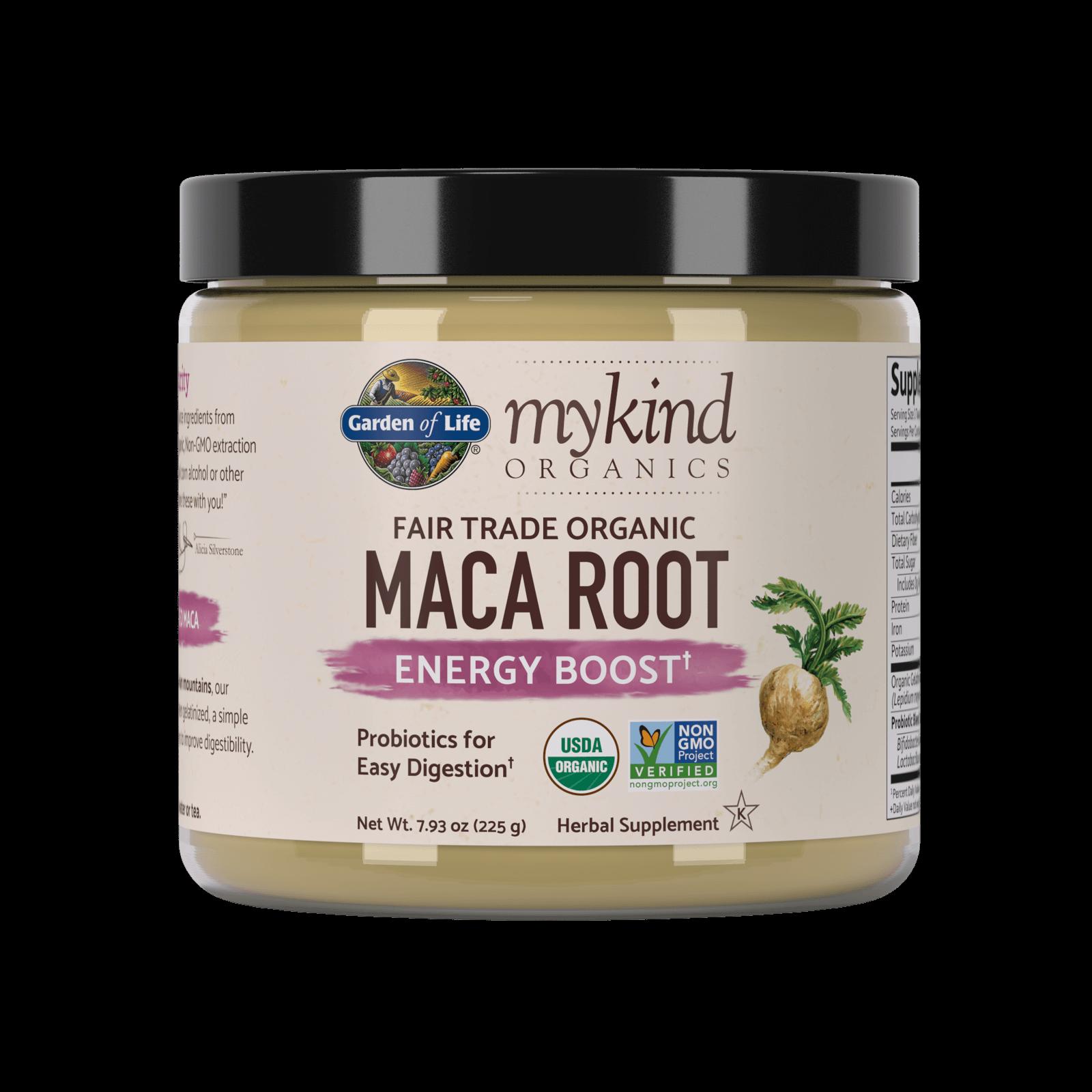 mykind Organics Kruidenmengsel met Macawortel - 225 g