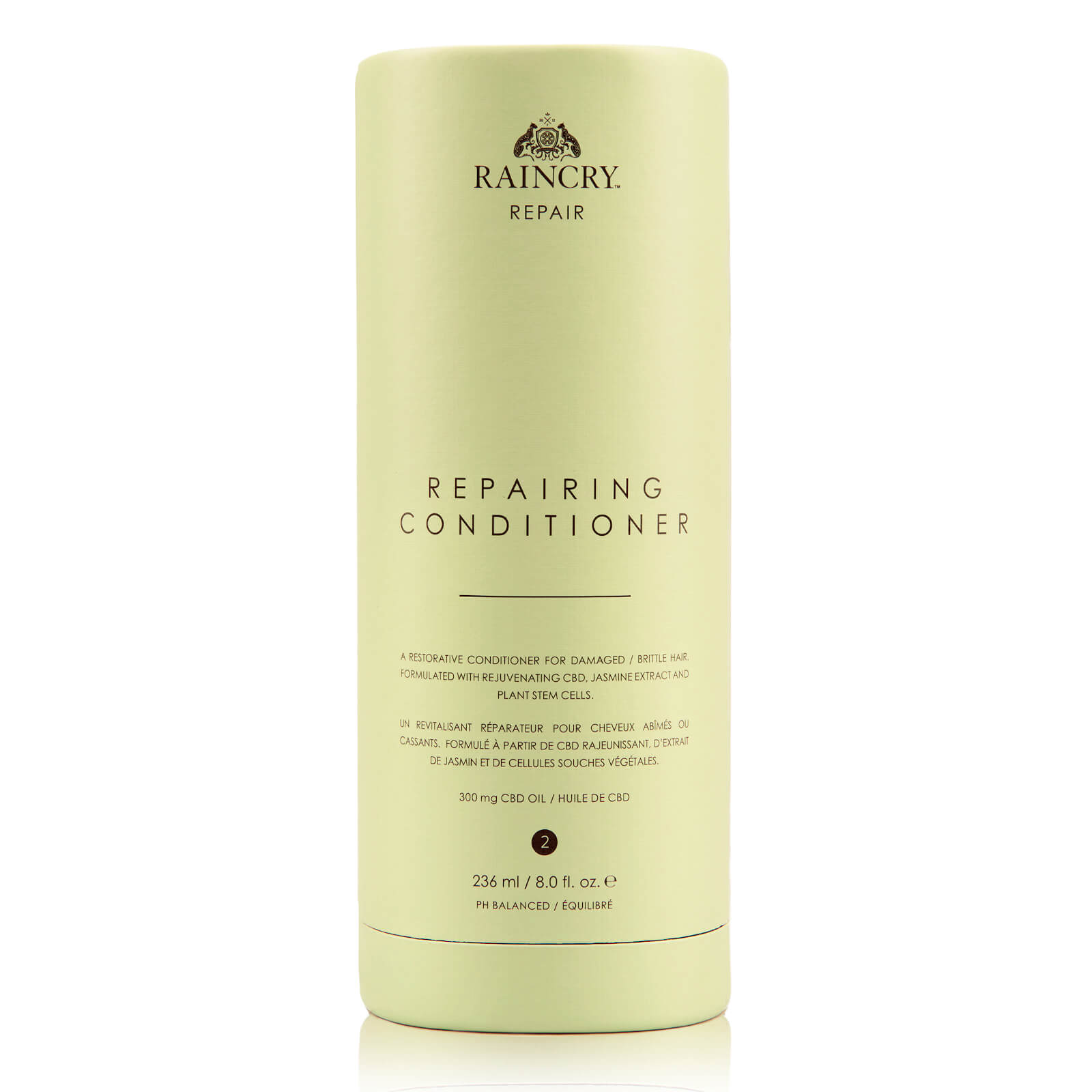 Watch a story about RAINCRY REPAIRING CONDITIONER 8.0 FL. OZ