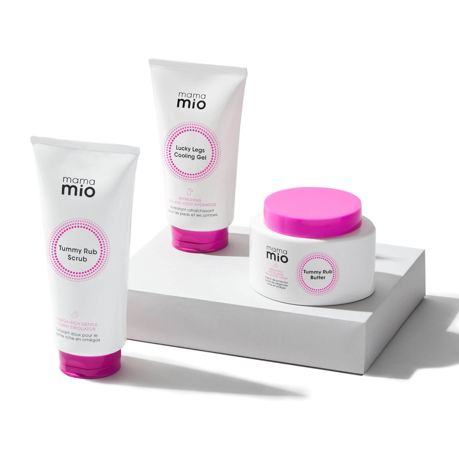 Mama Mio Trimester 2 Butter Bundle (Worth £62.00)
