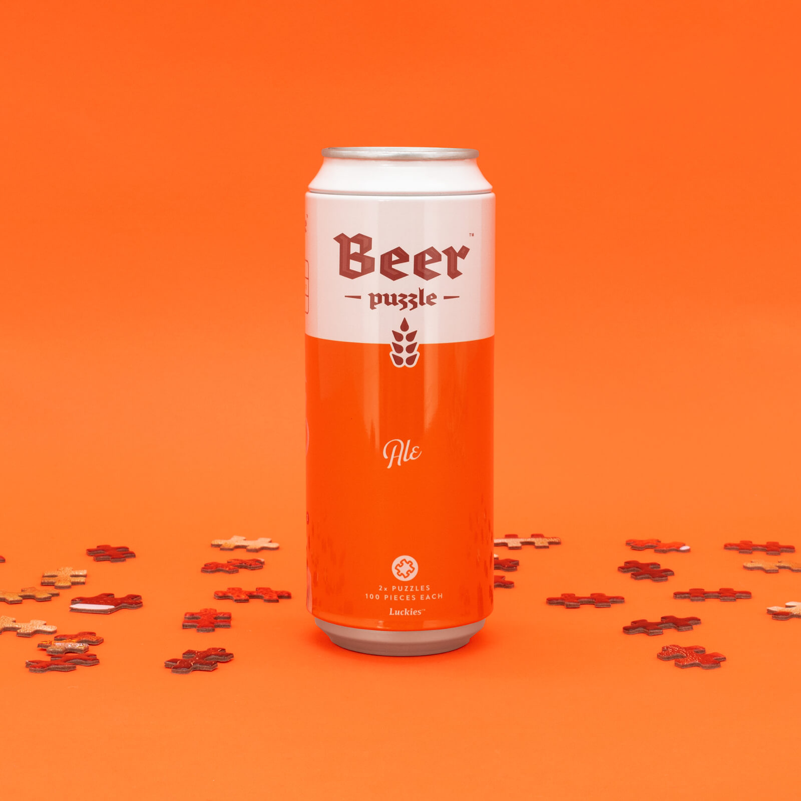 Image of Beer Puzzle - Ale
