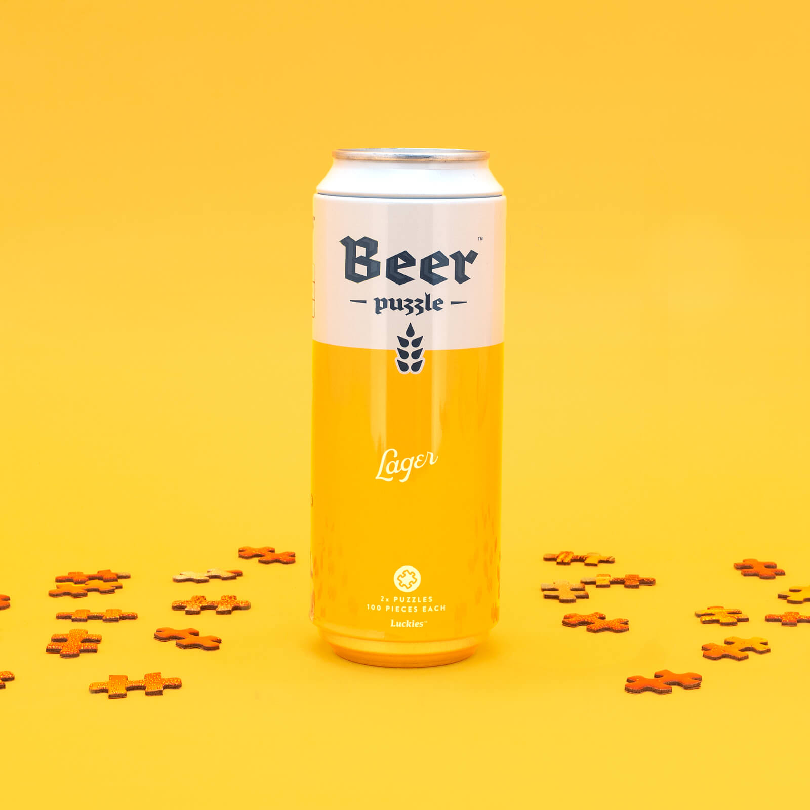 Image of Beer Puzzle - Lager