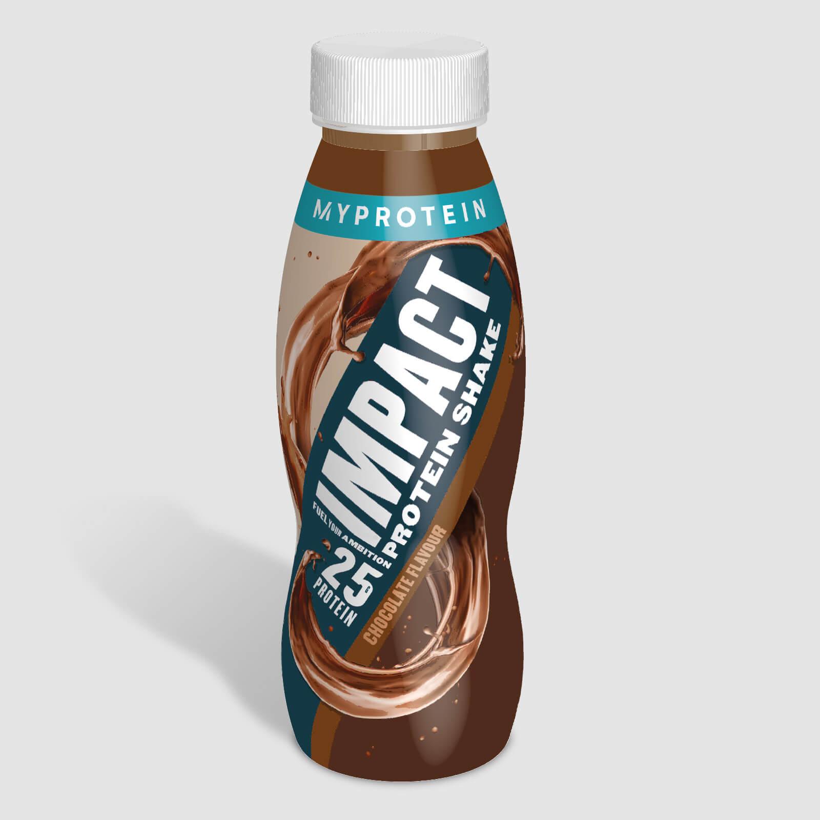 Shake Impact Protein - 12 x 330ml - Chocolat