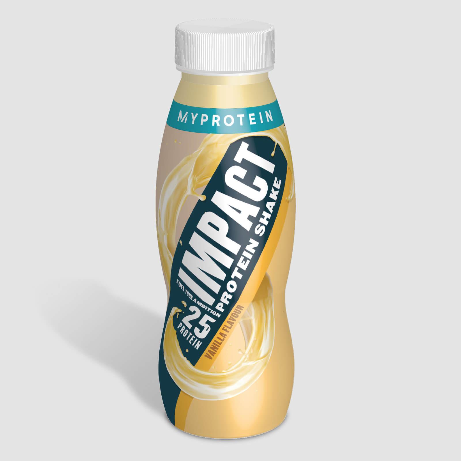 Купить Протеиновый коктейль Impact (пробник) - 330ml - Ваниль, Myprotein International