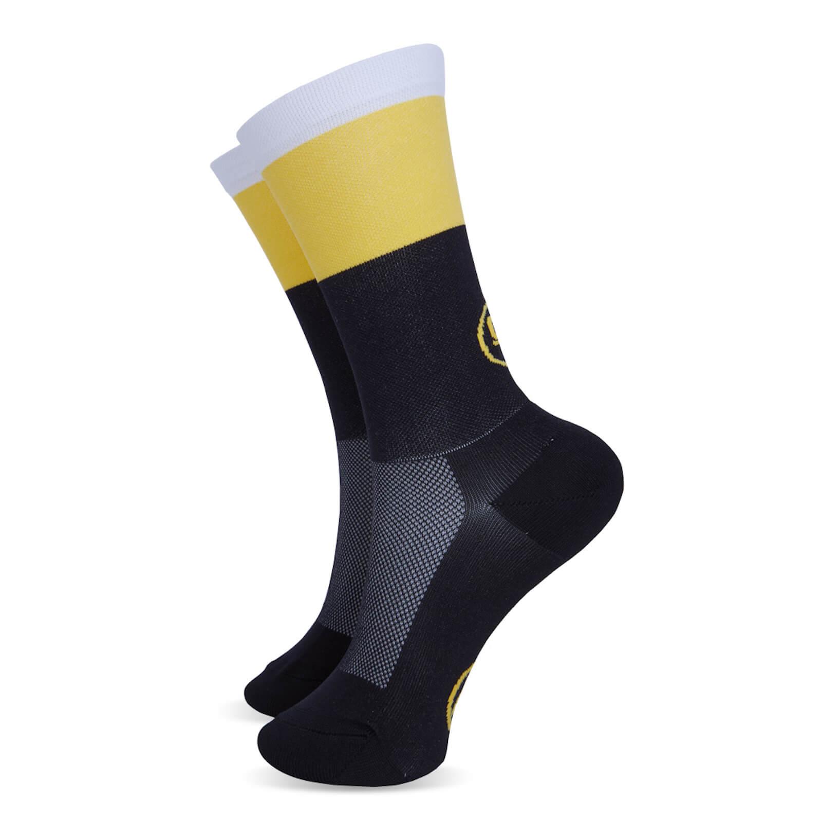 Sako7 Mondrian Vs Art Deco Socks - S