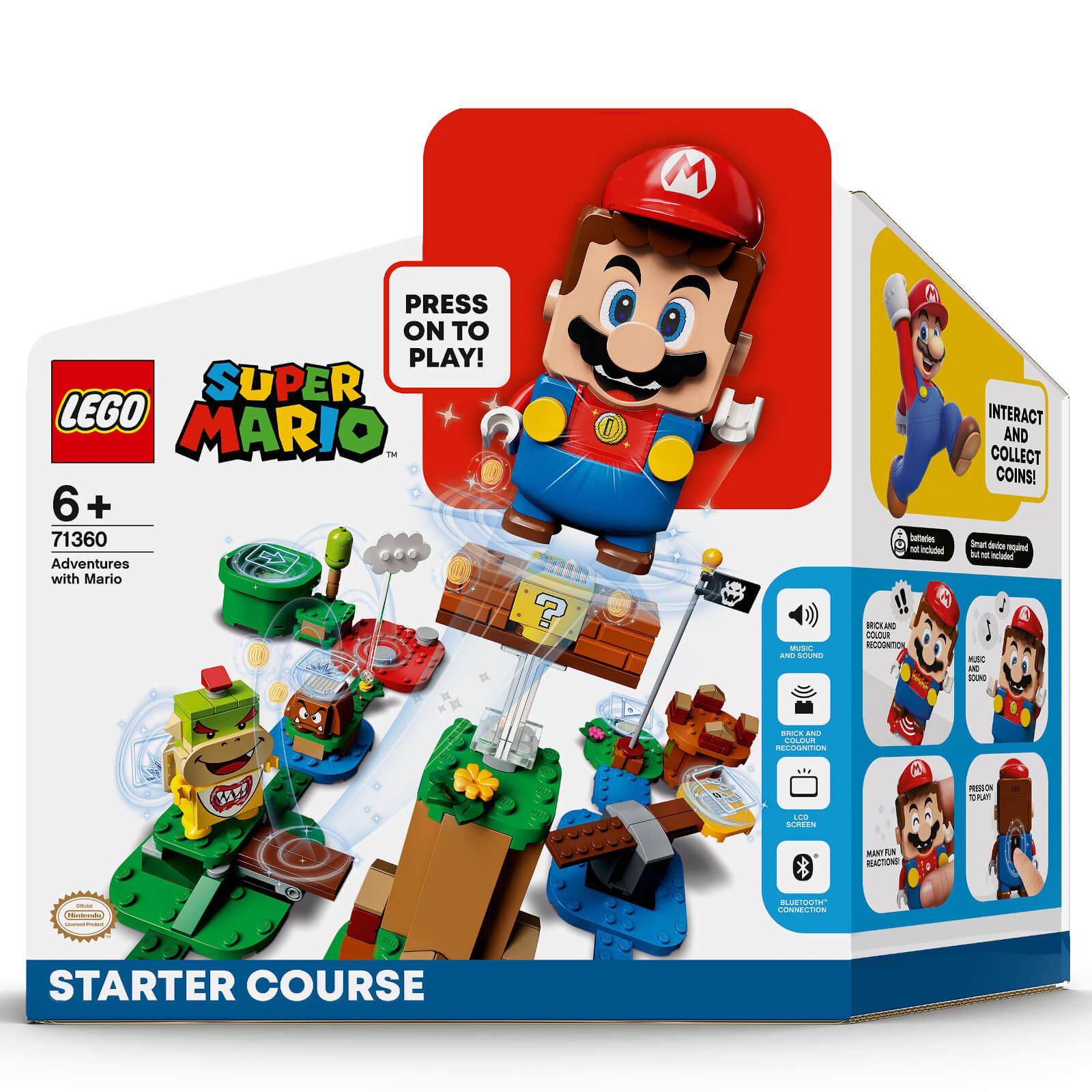 Image of LEGO Super Mario Adventure Starter Kit - 71360