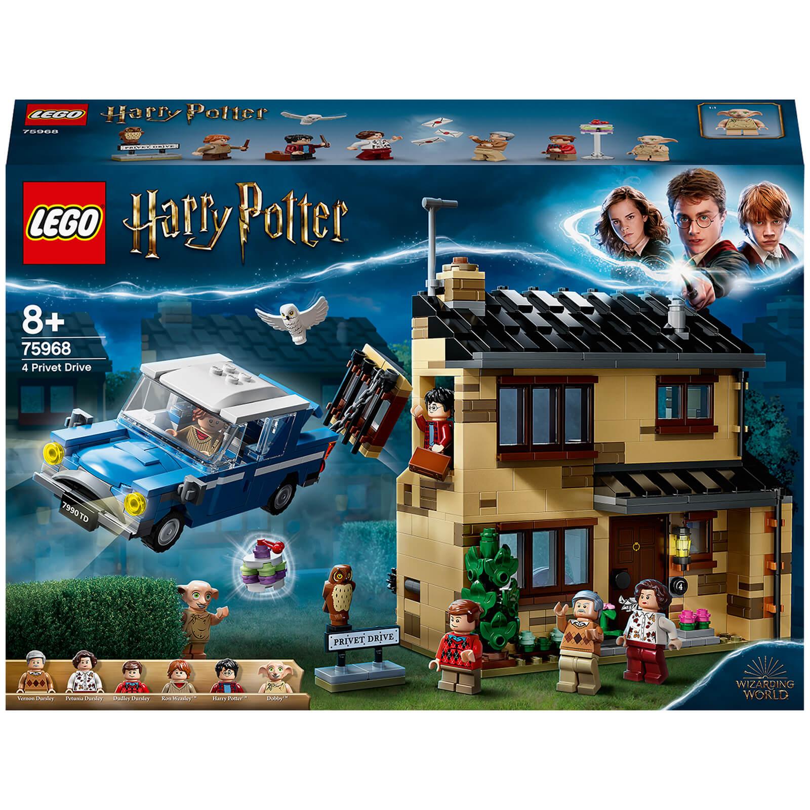 Image of LEGO Harry Potter - 4 Privet Drive Playset