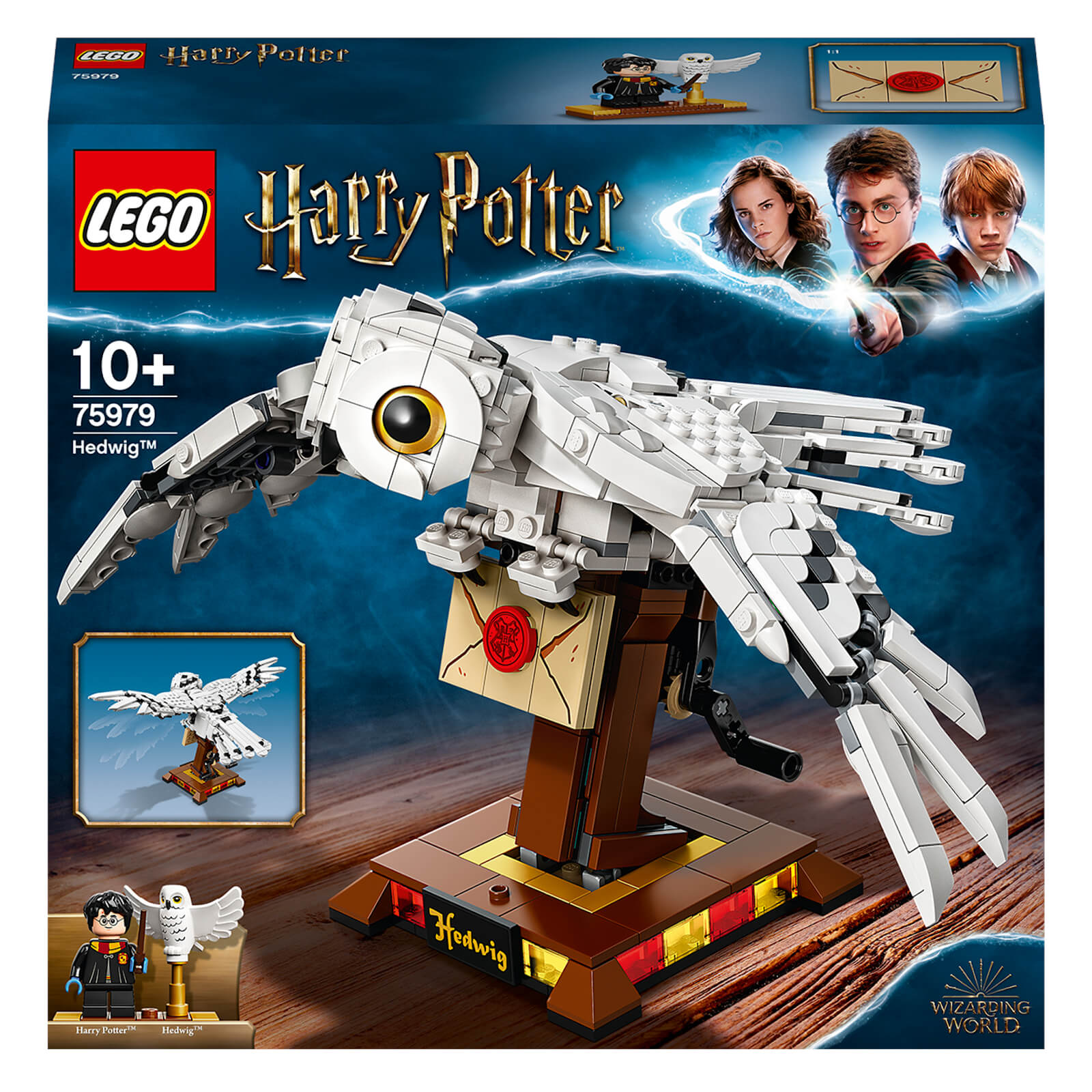 Image of LEGO Harry Potter - Hedwig