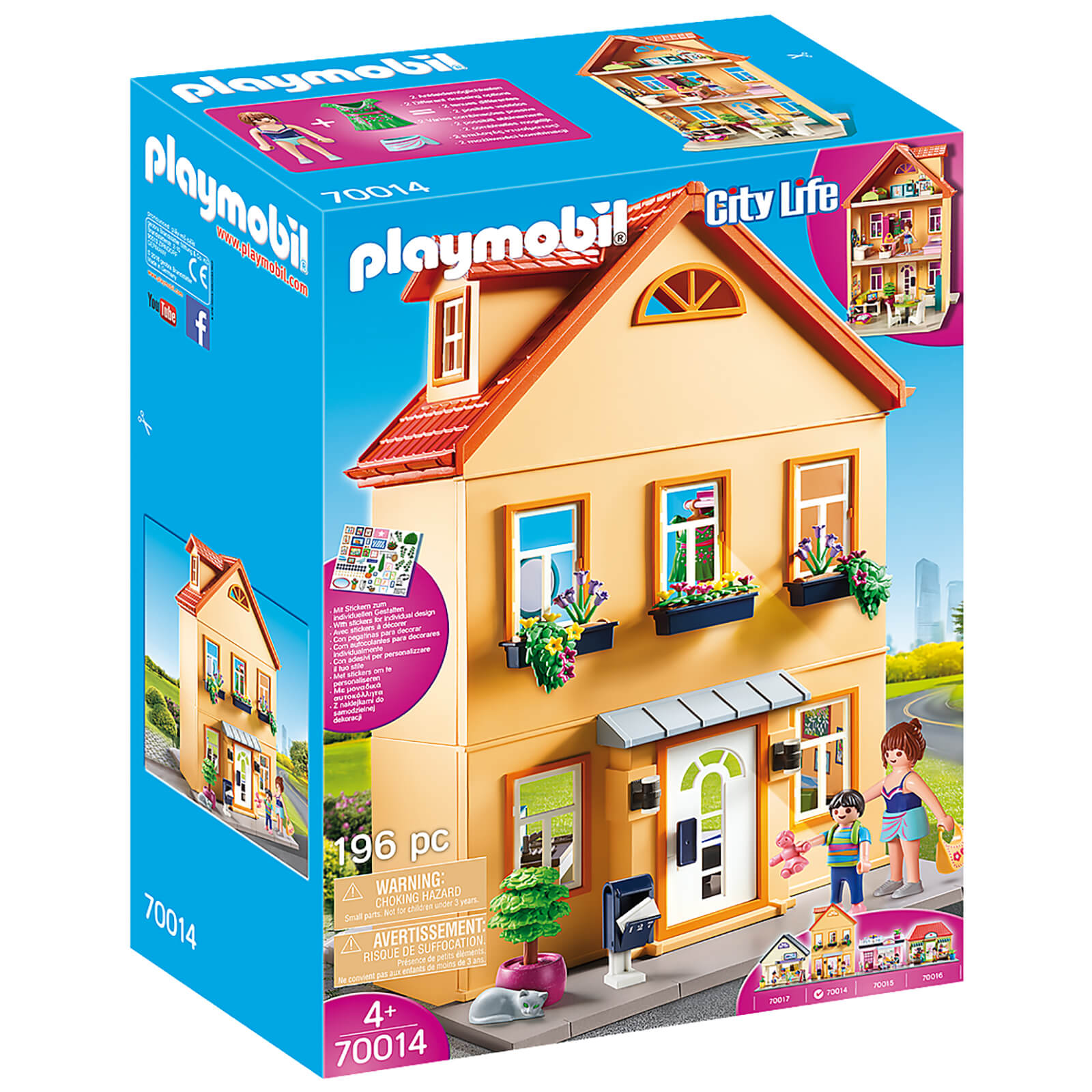 Image of Playmobil City Life My Town House