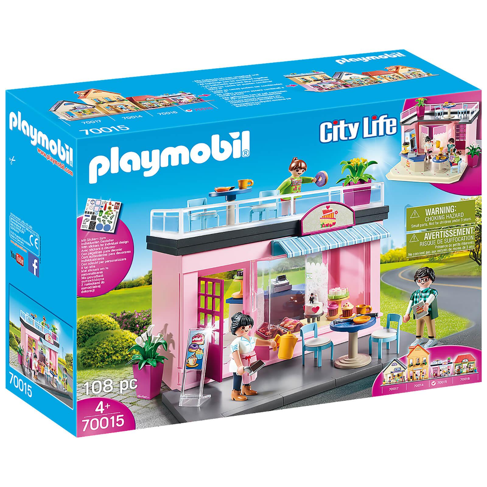Image of Playmobil City Life My Café
