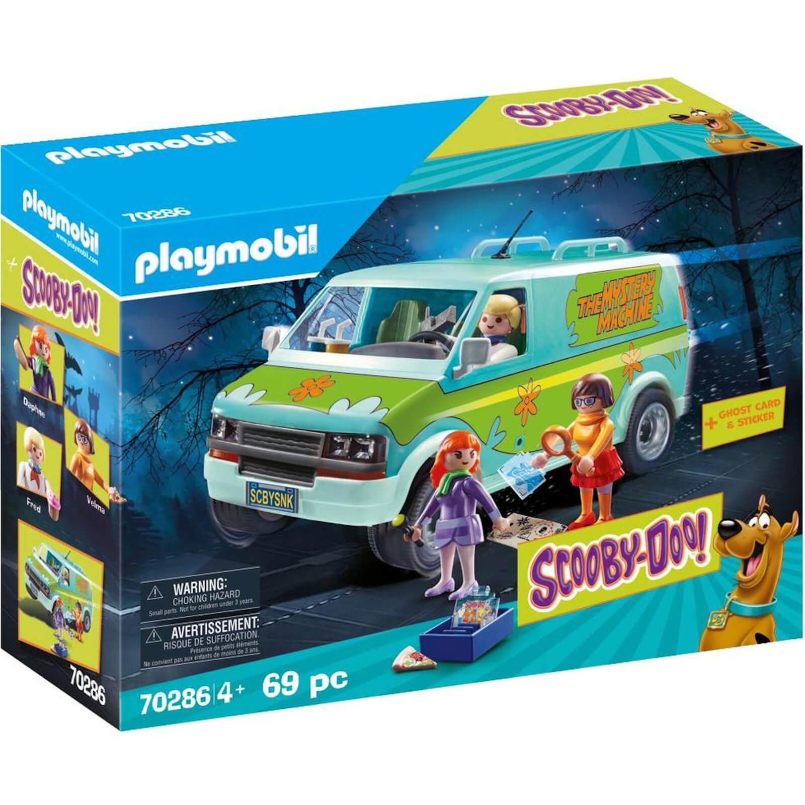 Playmobil Scooby Doo! Mystery Machine (70286)