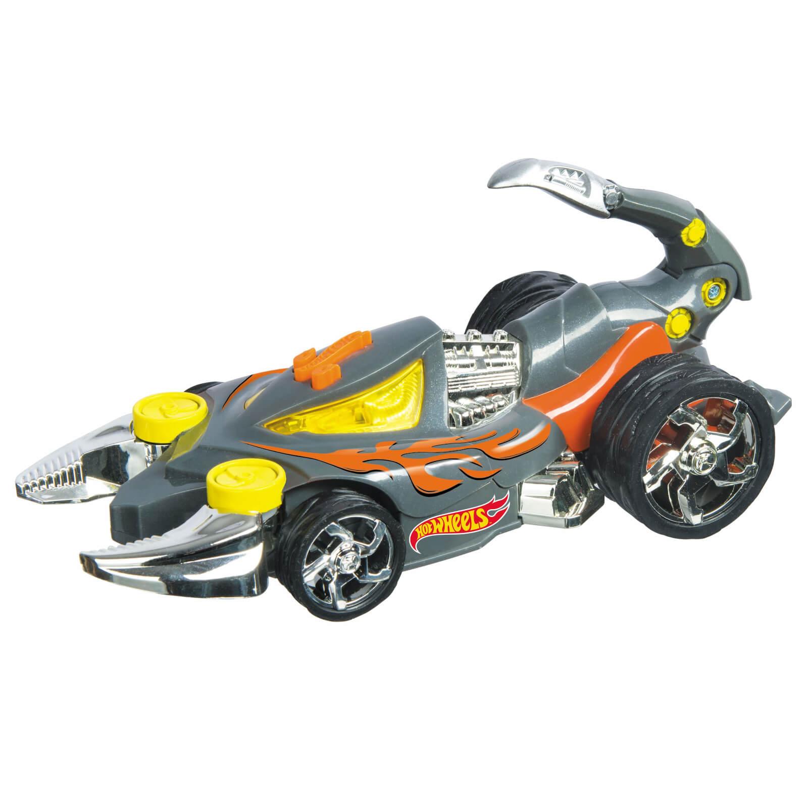 Hot Wheels 9  Monster Action Scorpedo