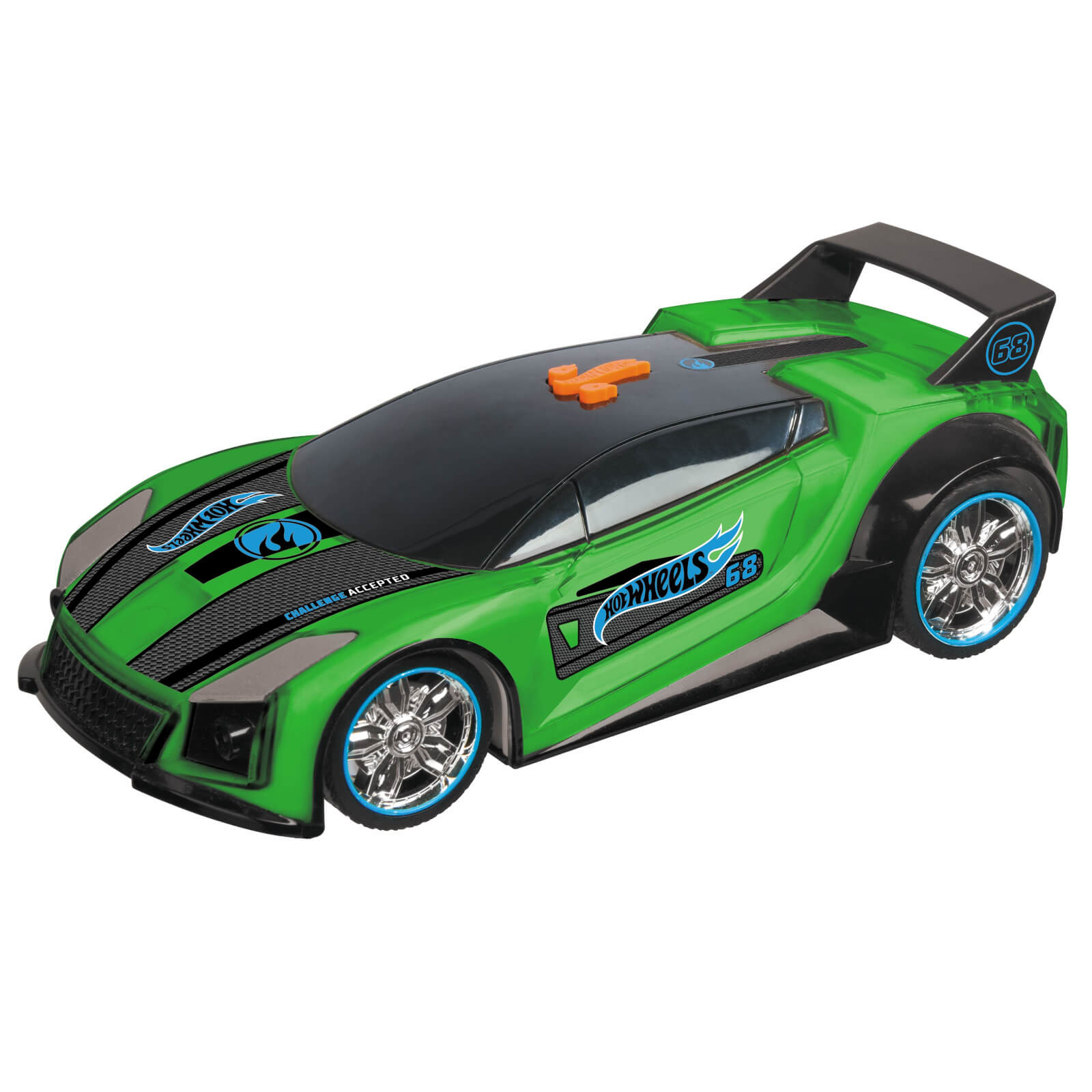 Hot Wheels 9′ Quick and Sik Lights and Sounds