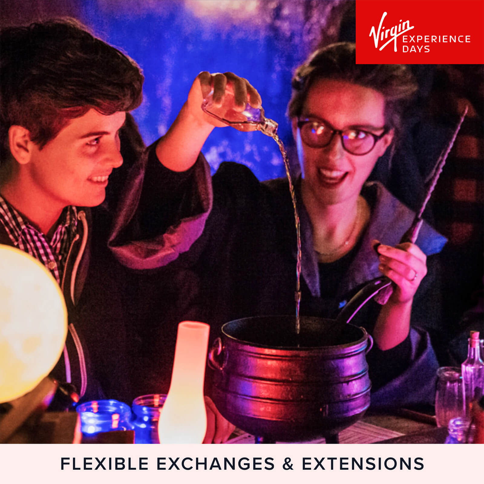 Image of Immersive Magical Cocktail Experience for Two at The Cauldron, London