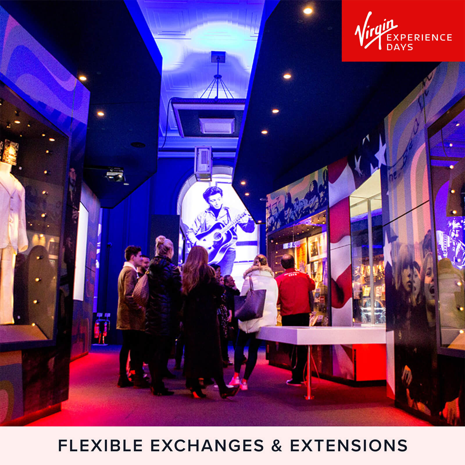 Image of Visit to The British Music Experience for Two