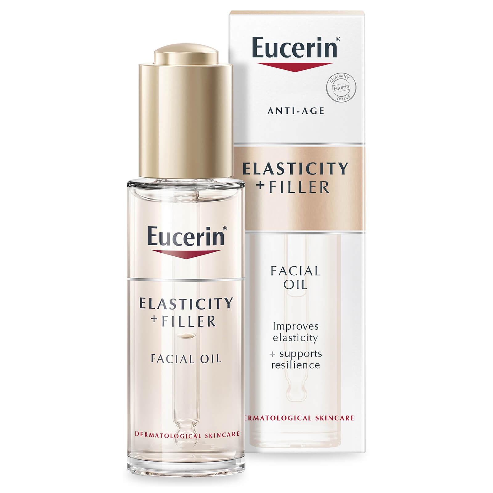 Eucerin Hyaluron-Filler + Facial Oil 30ml