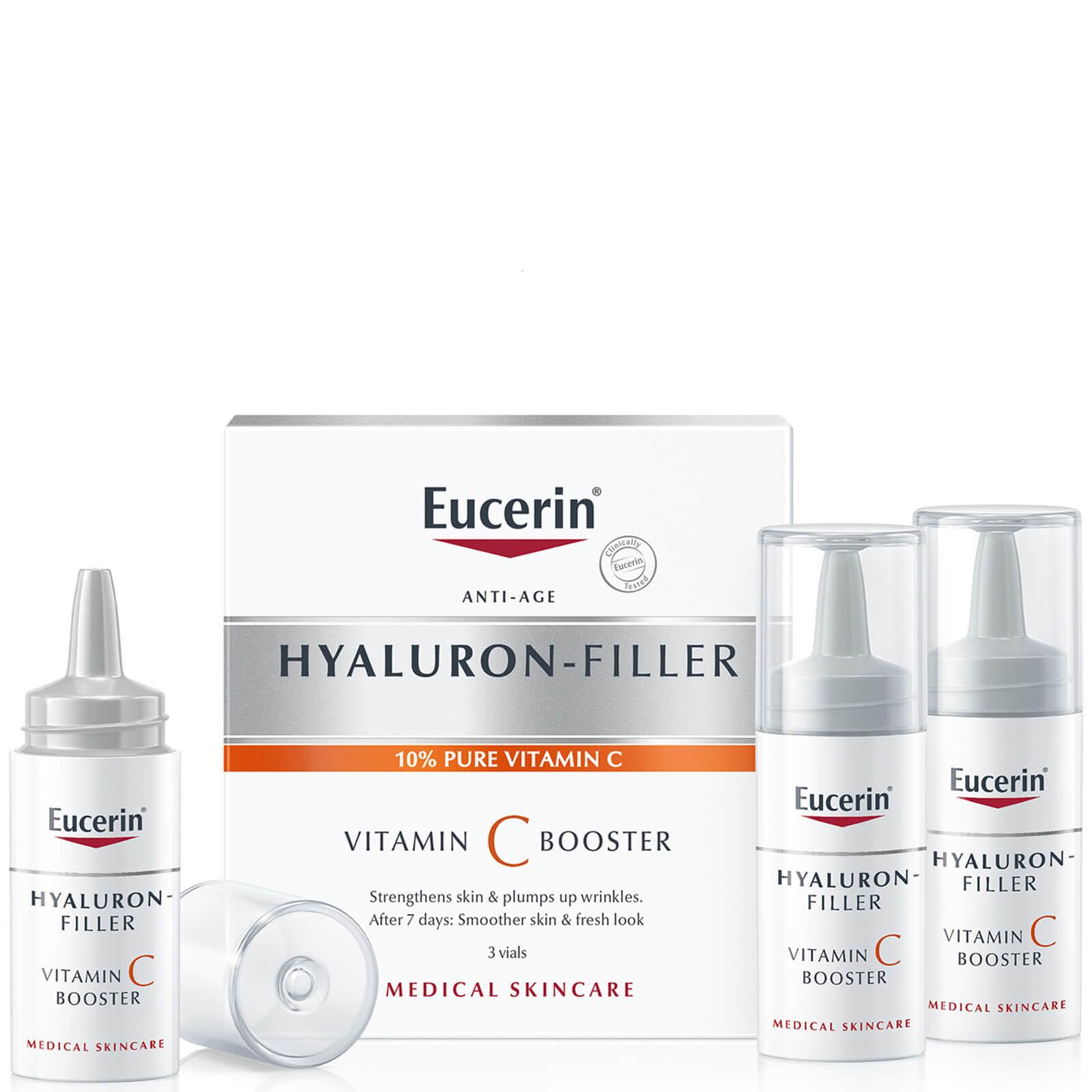 Image of Eucerin Hyaluron-Filler Vitamin C Booster (3 Vials)