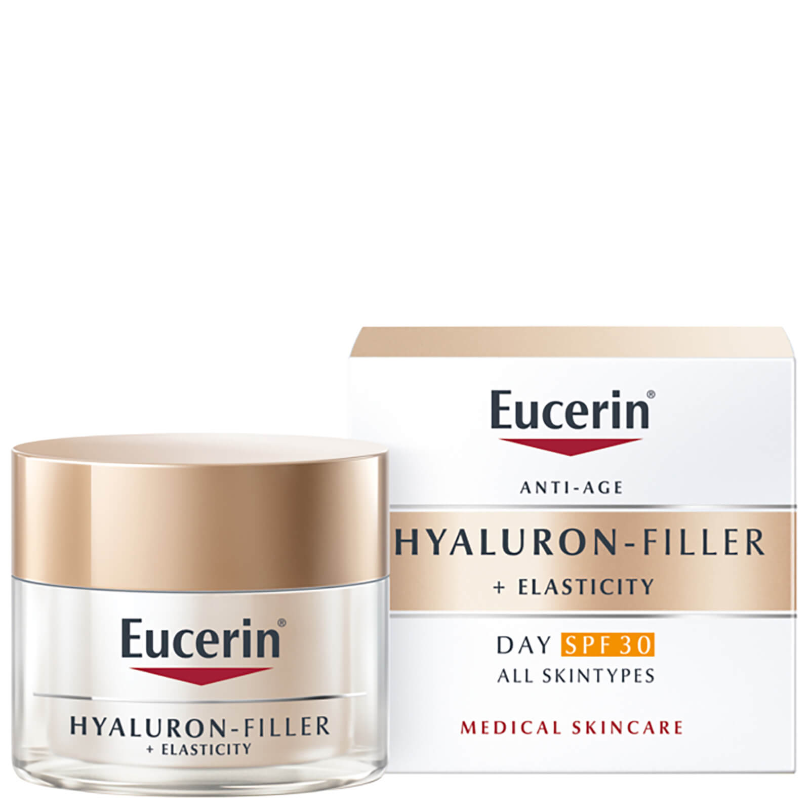 Image of Eucerin Hyaluron-Filler + Elasticity Day SPF 30